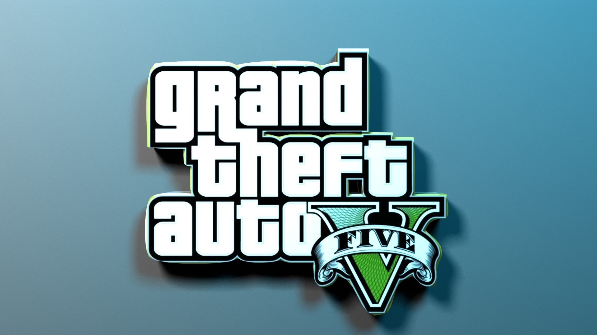 Preview wallpaper gta, grand theft auto 5, game, shadow, name 1920×1080