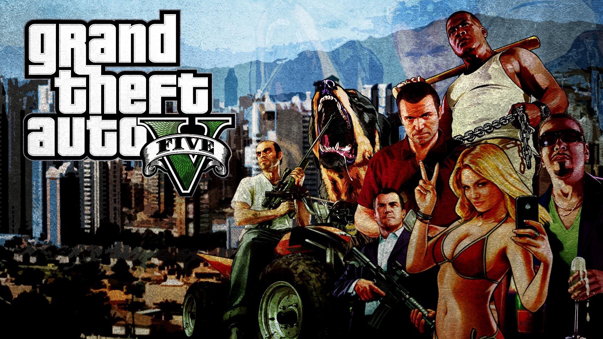 Grand Theft Auto V Wallpaper Download 1280×720 Gta V Wallpaper | Adorable  Wallpapers | Desktop | Pinterest | Wallpaper downloads and Wallpaper