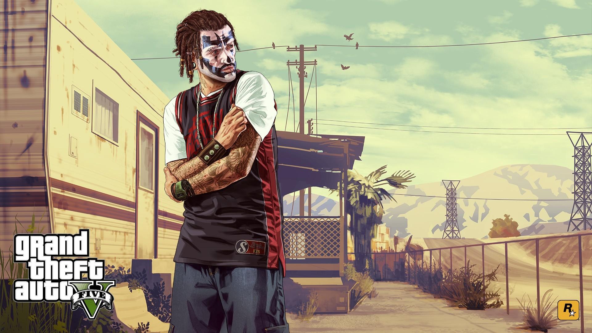 Wallpaper Wade hebert, Grand theft auto v, Gta, Rockstar games