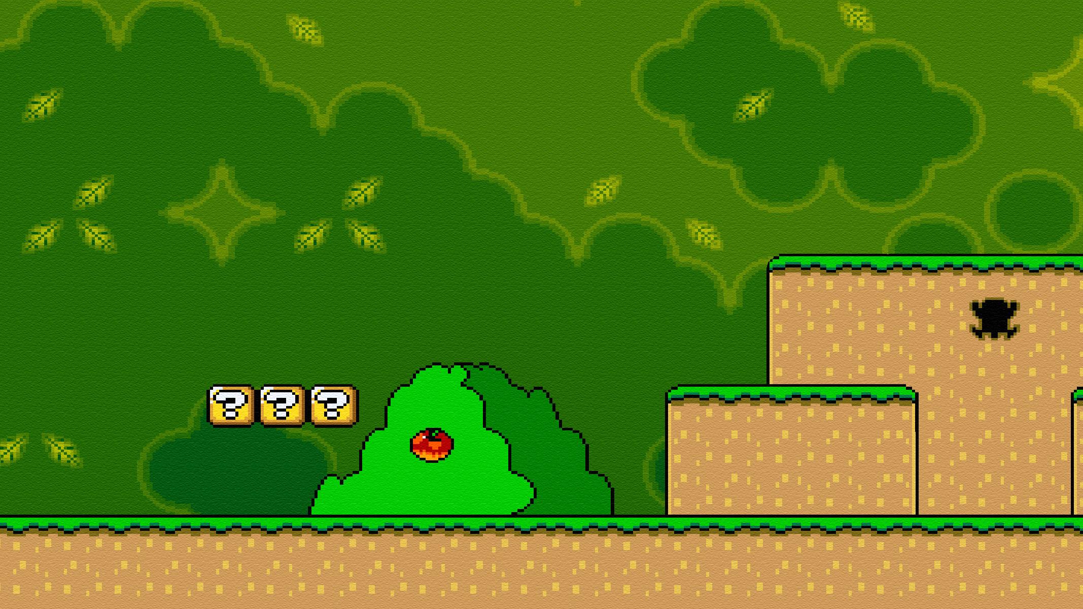 Super Mario World Wallpapers HD Resolution
