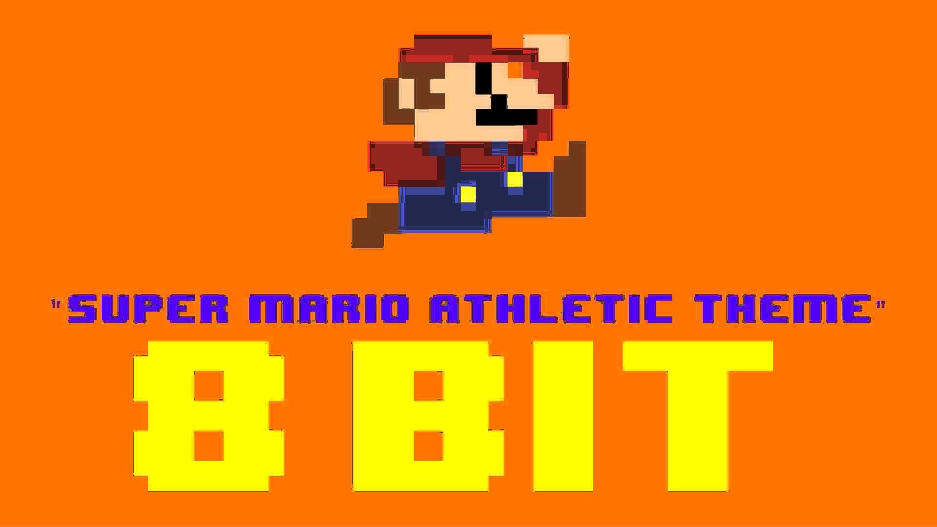 Super Mario Athletic Theme (8 Bit Remix Cover Version) [Tribute to  Nintendo] – 8 Bit Universe