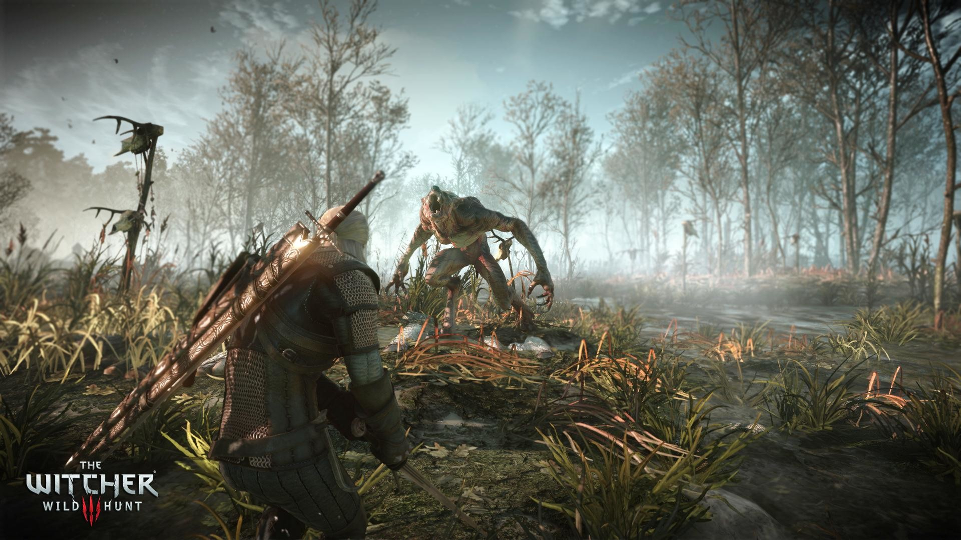 The witcher 3 video game wallpaper hd wallpapers.