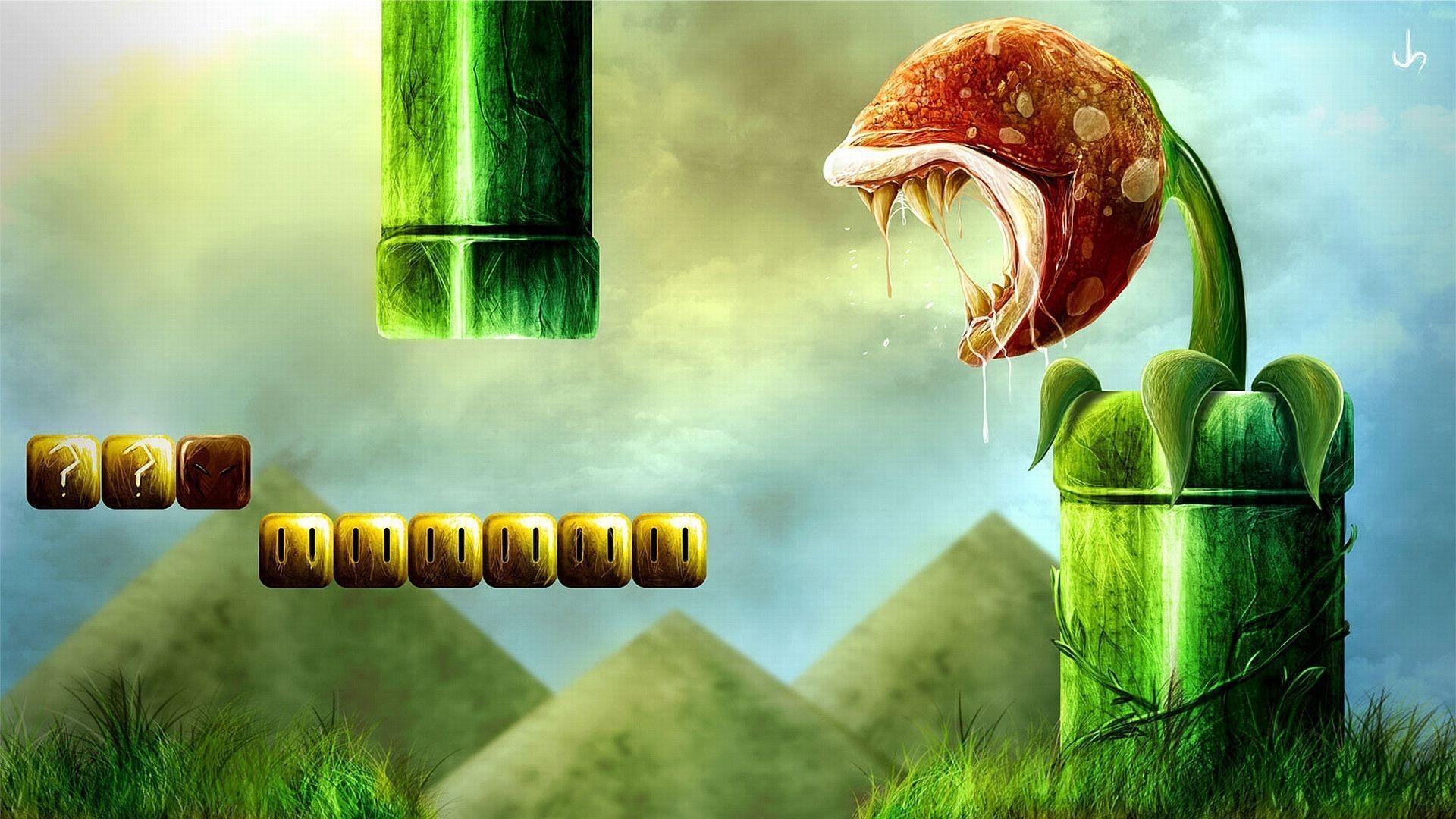 Video Game Desktop Backgrounds – Wallpaper Cave