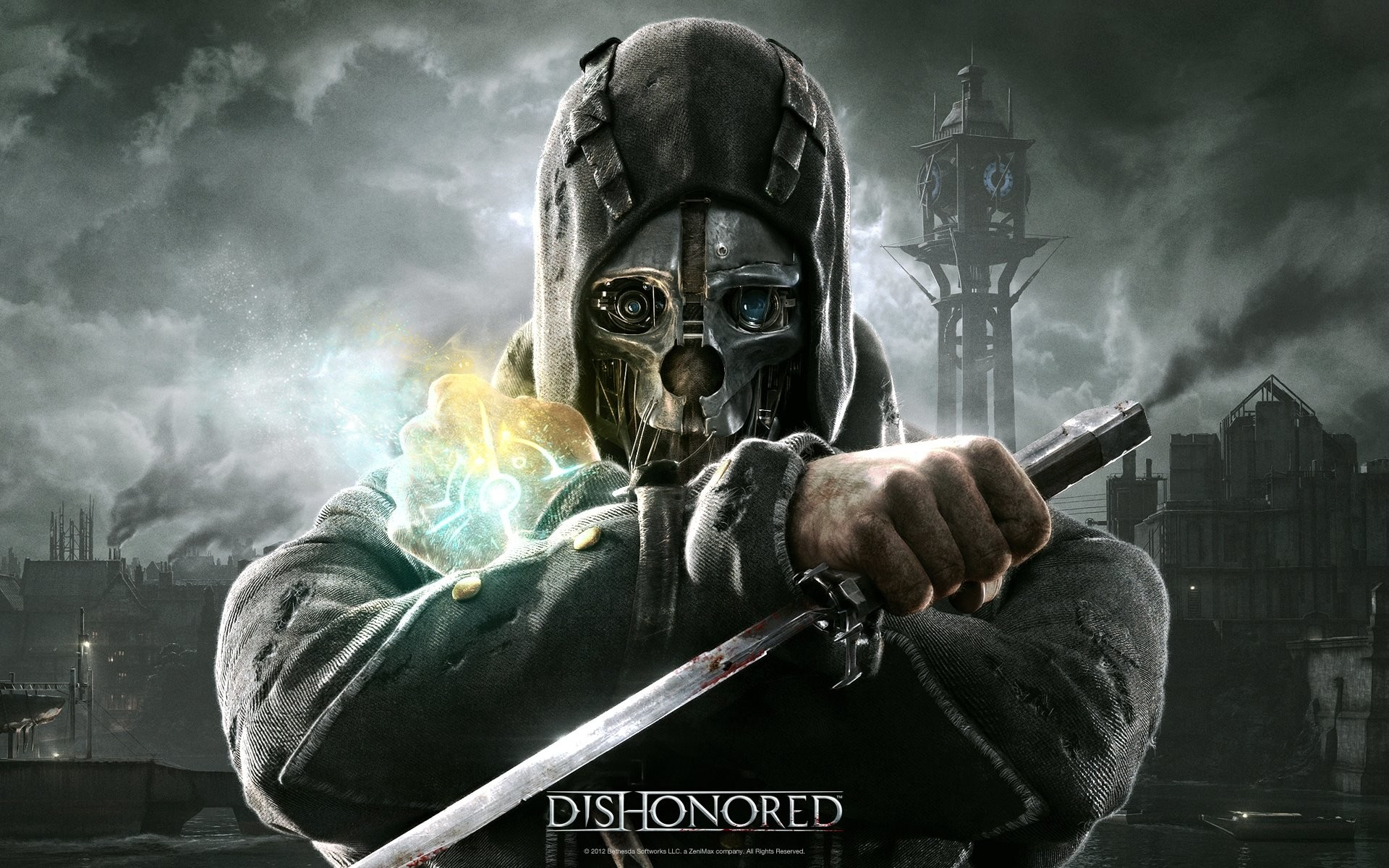 VGA12: Dishonored Wins Best Action Adventure Game