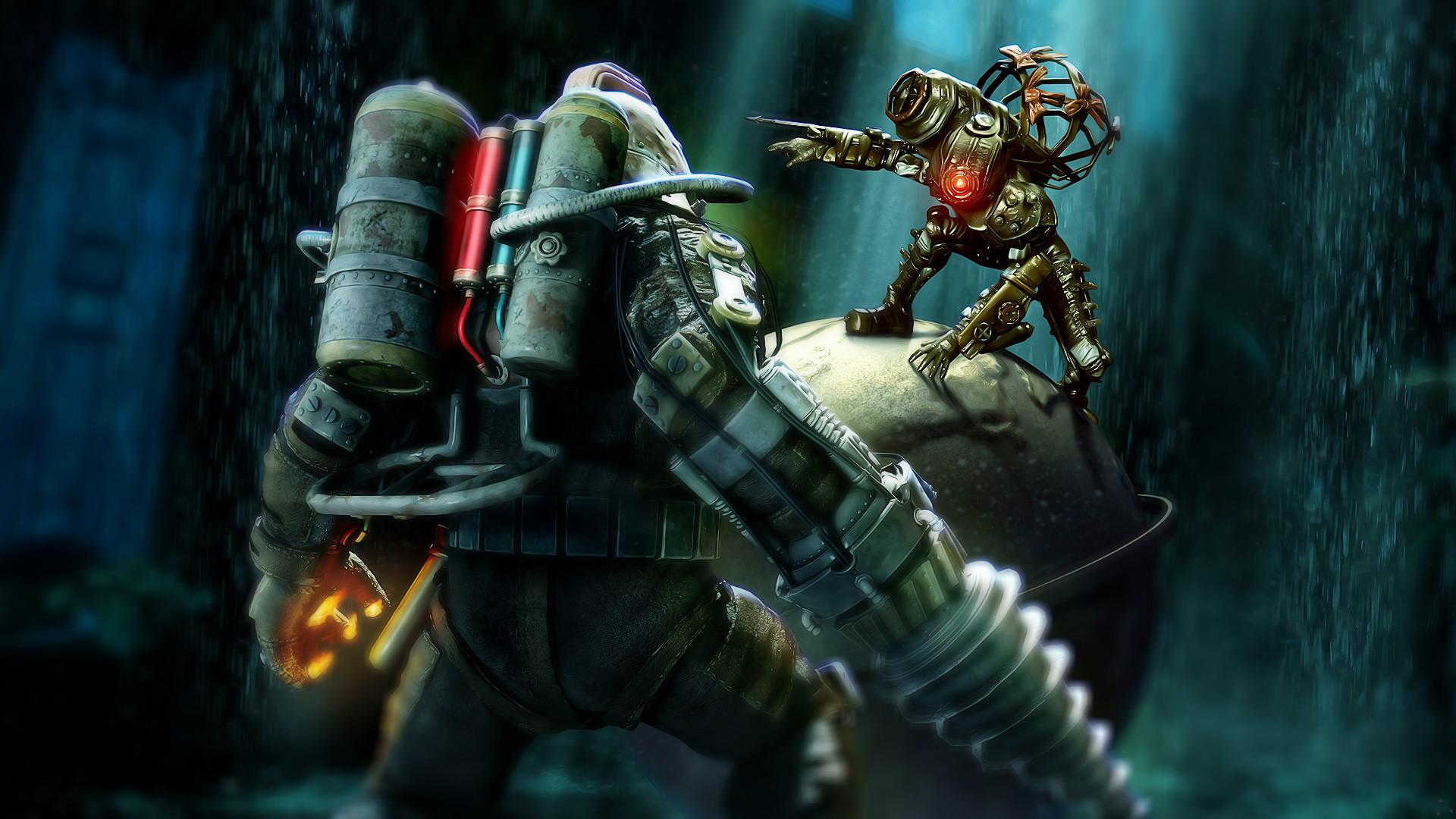 Bioshock Game Wallpapers   HD Wallpapers