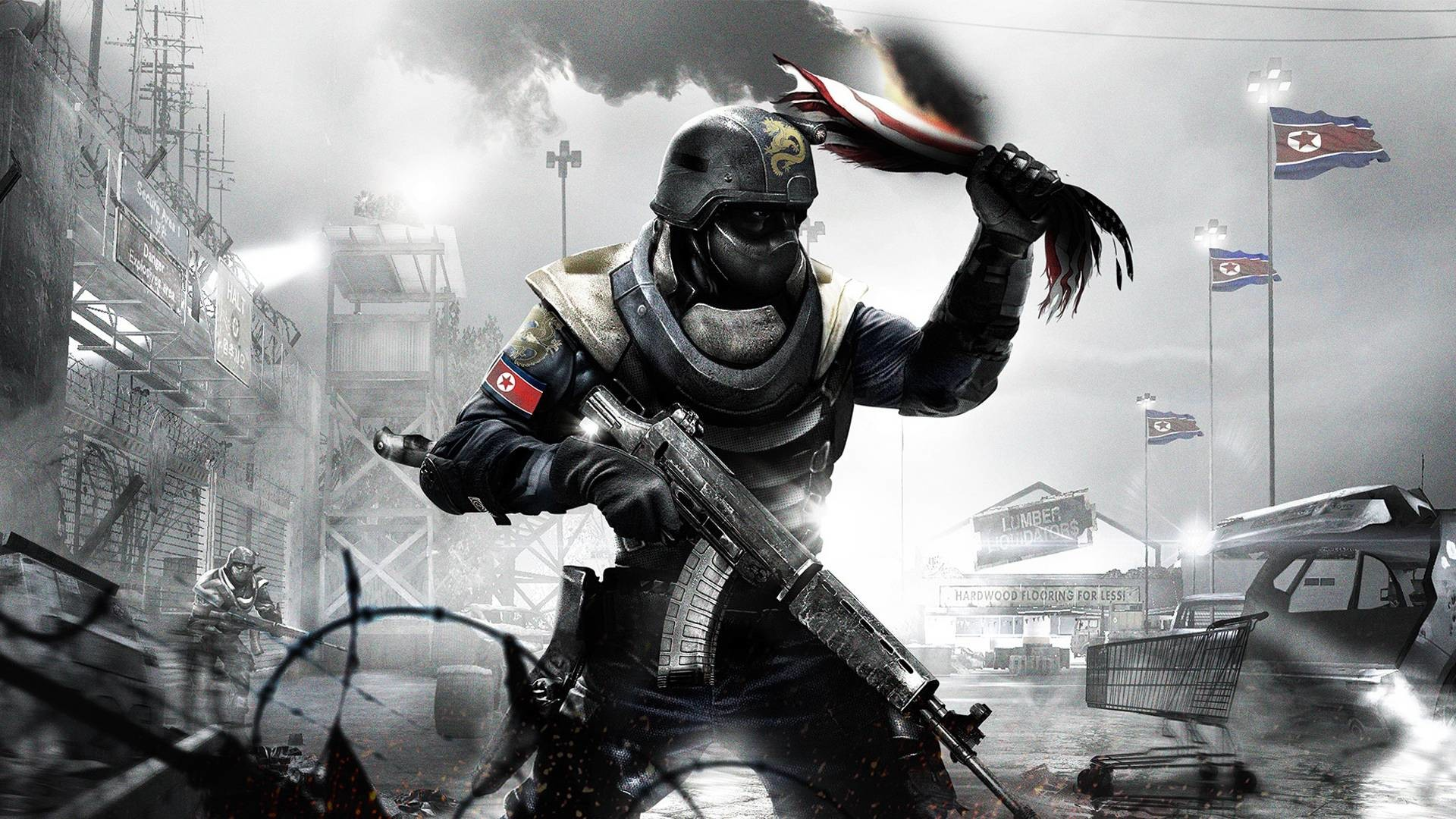Homefront Wallpapers in full 1080P HD Â« GamingBolt.com: Video Game .