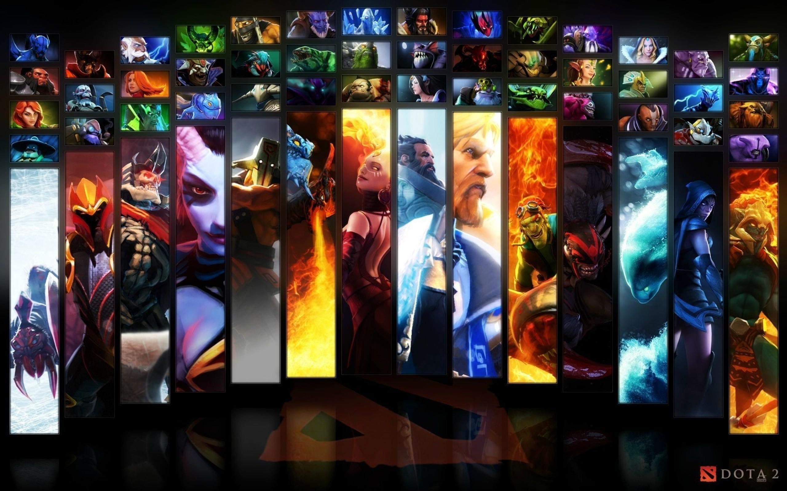 Video games heroes dota dota 2 Wallpaper   HD Desktop Wallpapers