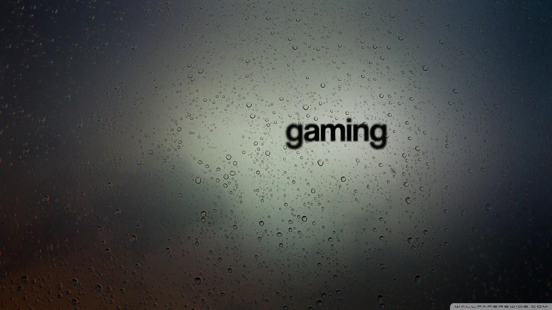 Gaming Wallpaper