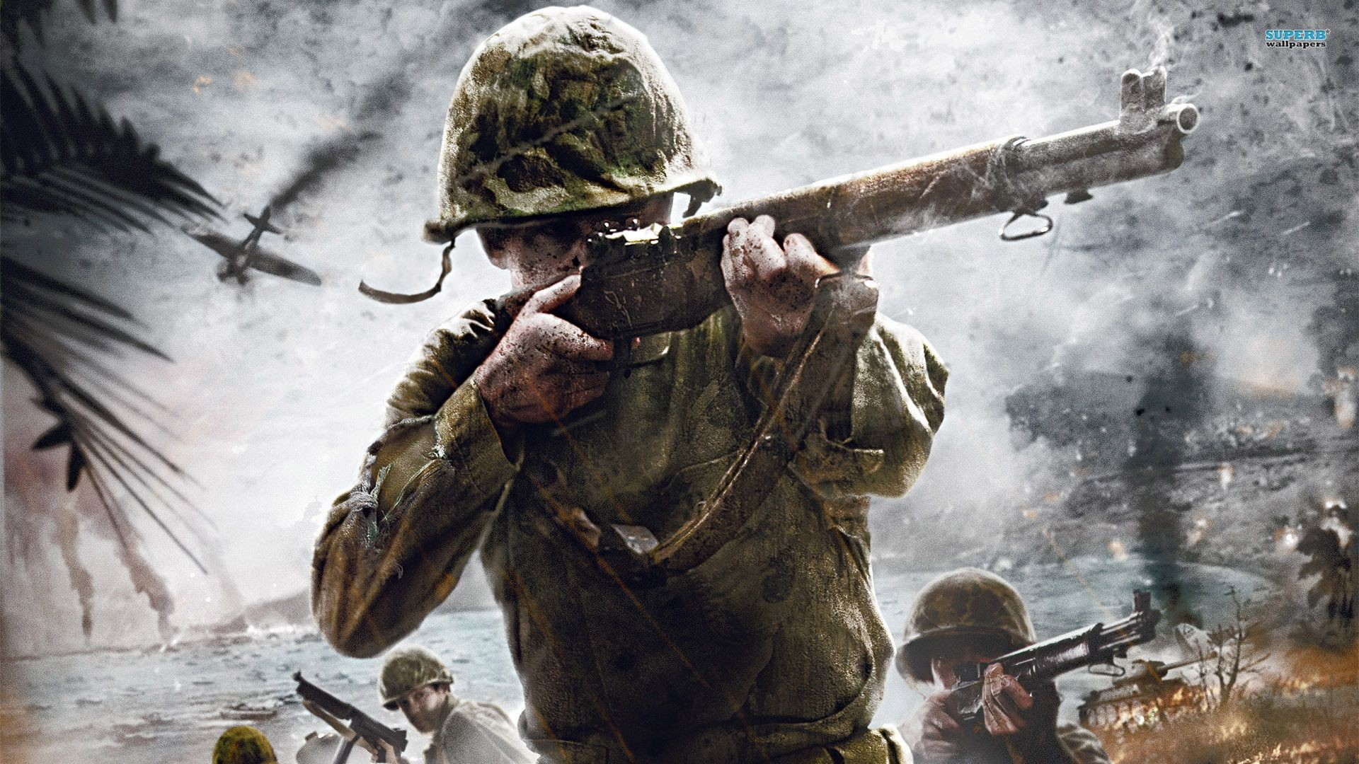 Call Of Duty World At War Wallpaper Game Wallpapers