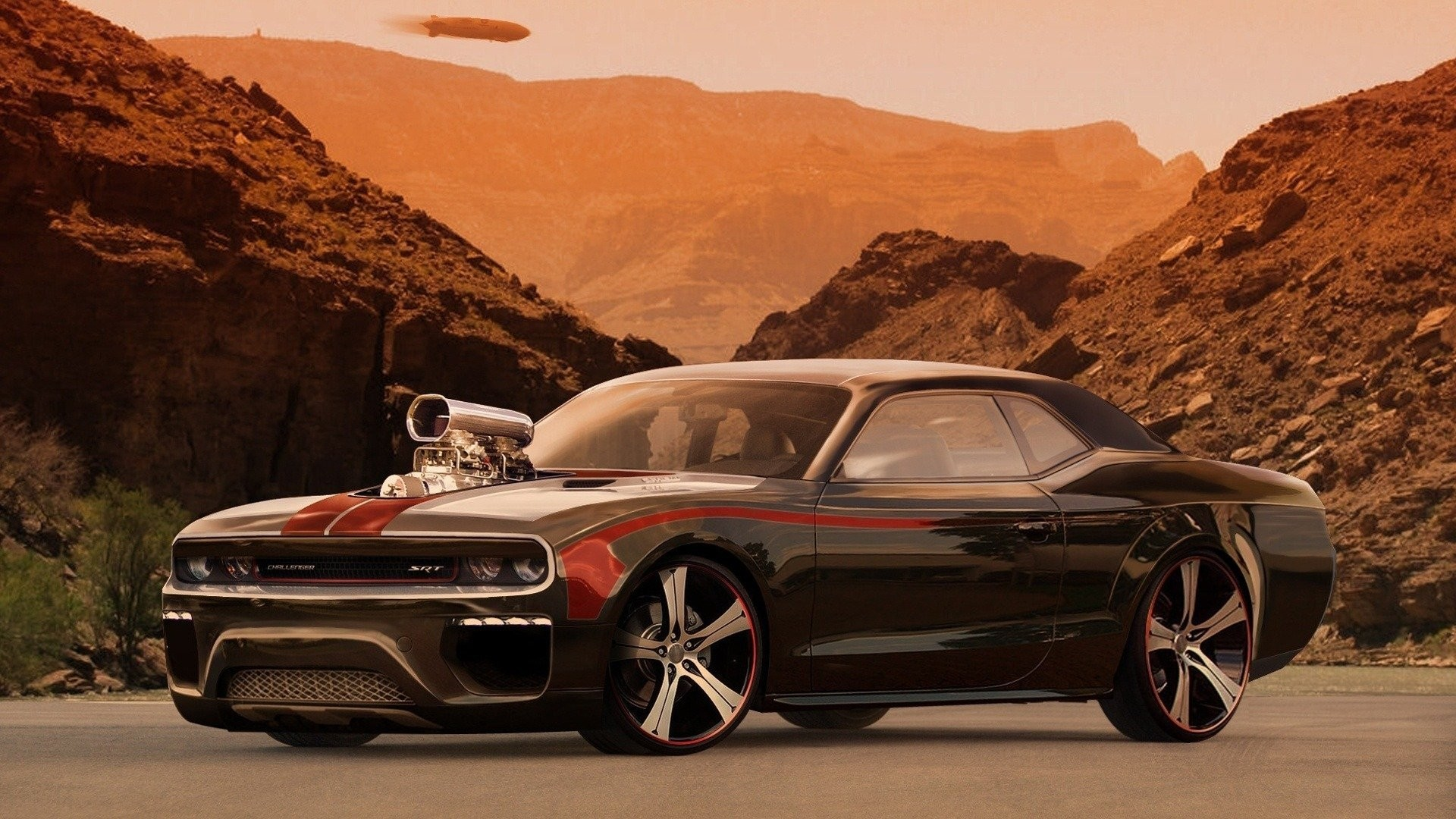 Muscle Cars Wallpapers – MuscleDrive