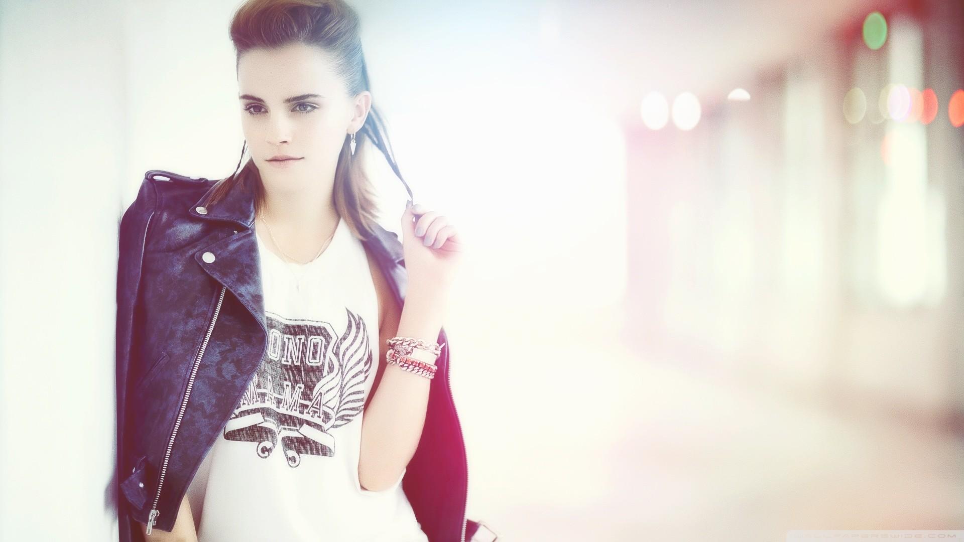 Emma Watson SDGN HD Wide Wallpaper for Widescreen