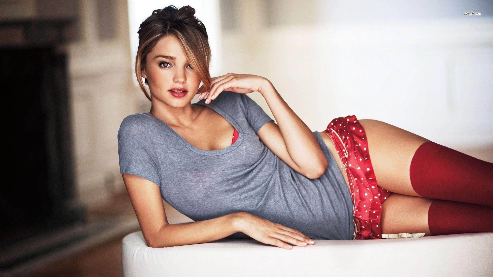 Miranda Kerr Girl HD desktop wallpaper – Girls no.