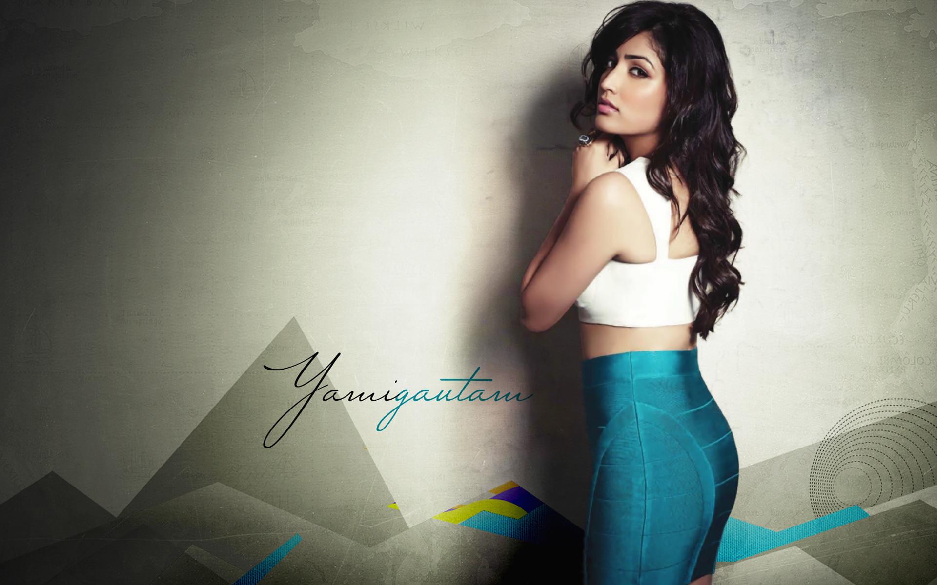 Yami Gautam New sexy HD Wallpaper Yami Gautam, Bollywood, Actress , Hot,  Sexy