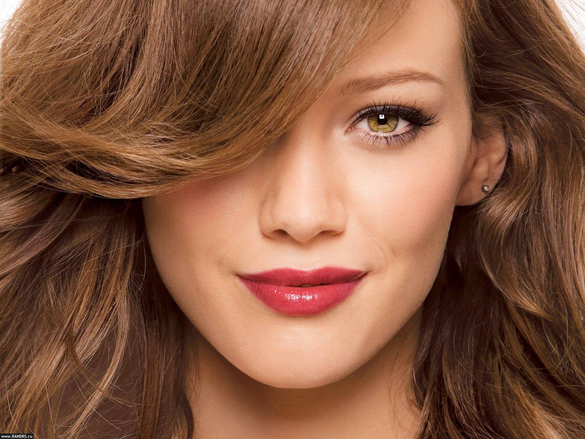 Amazing Set of Beautiful Women Faces HD Wallpapers Set – 2 .