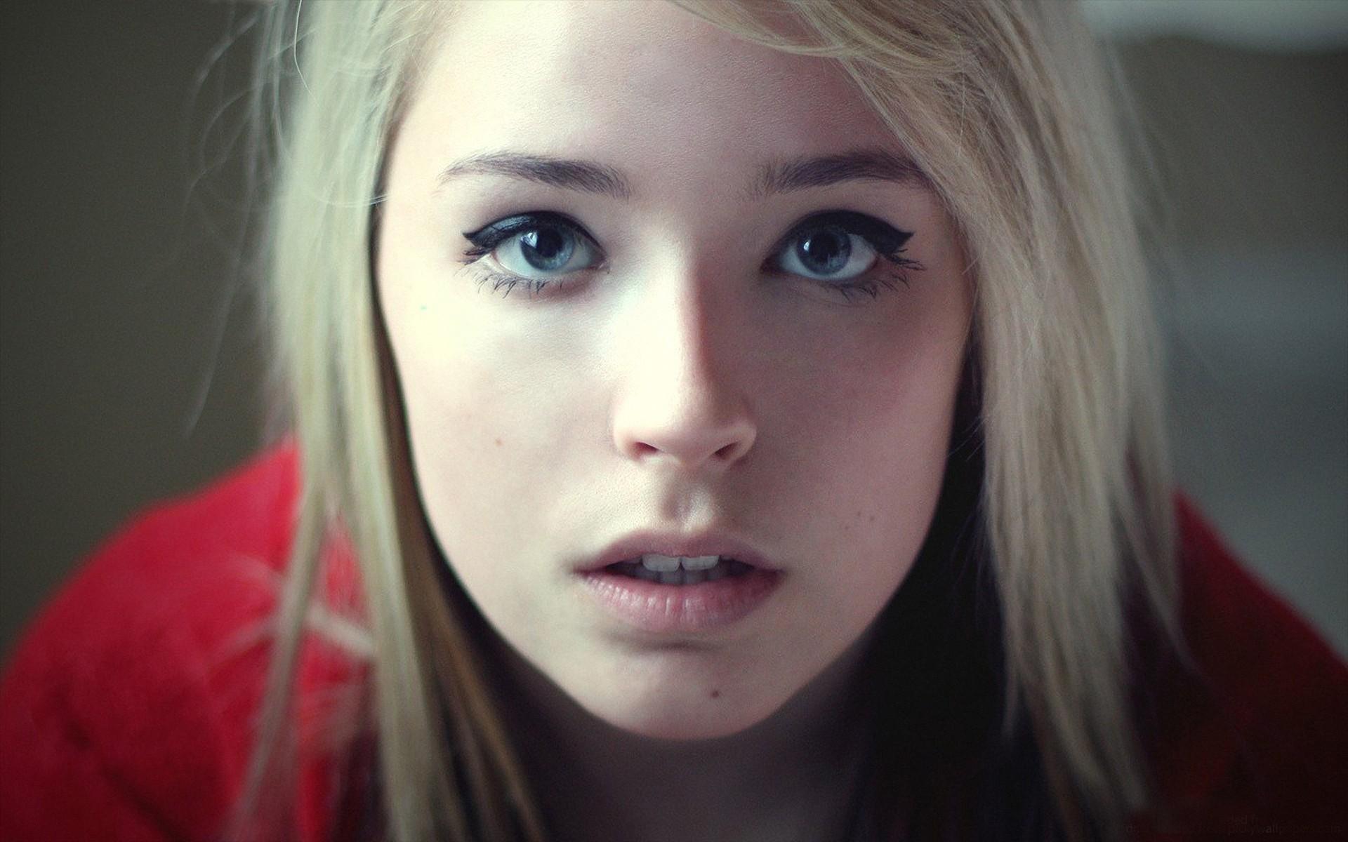 Beautiful Face Of Cute Girl Wallpaper | Characters-Women .