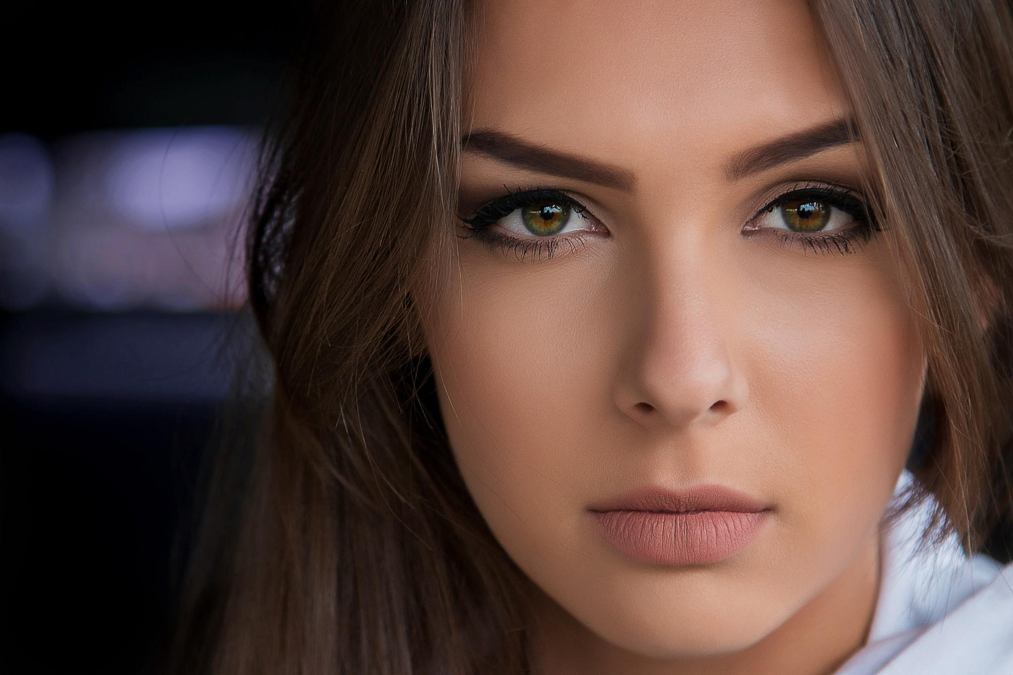 Face HD Wallpapers Backgrounds Wallpaper · Model FaceWoman FaceBeautiful …