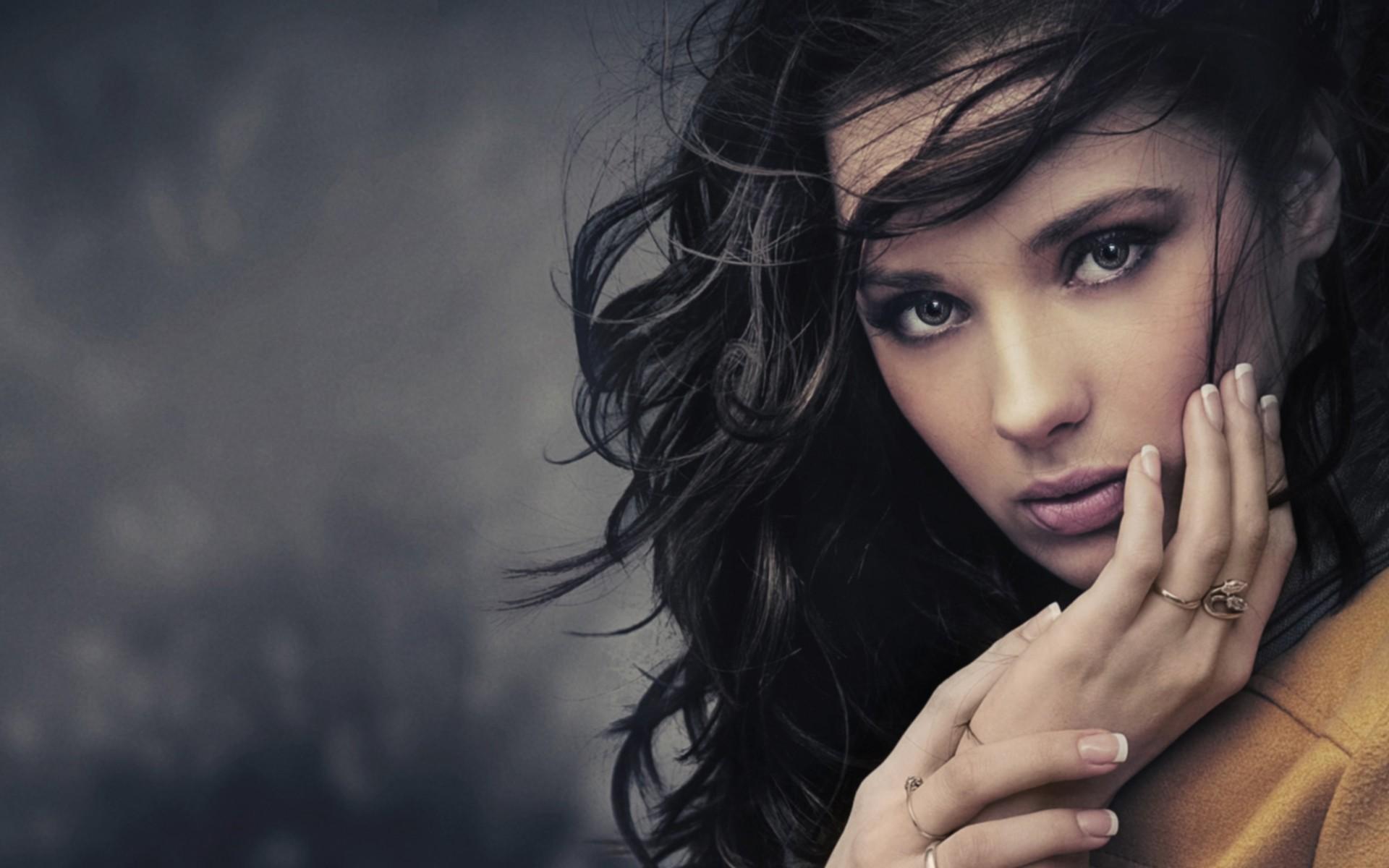 Beautiful Women Faces Wallpaper | Natural Beauty | Pinterest .
