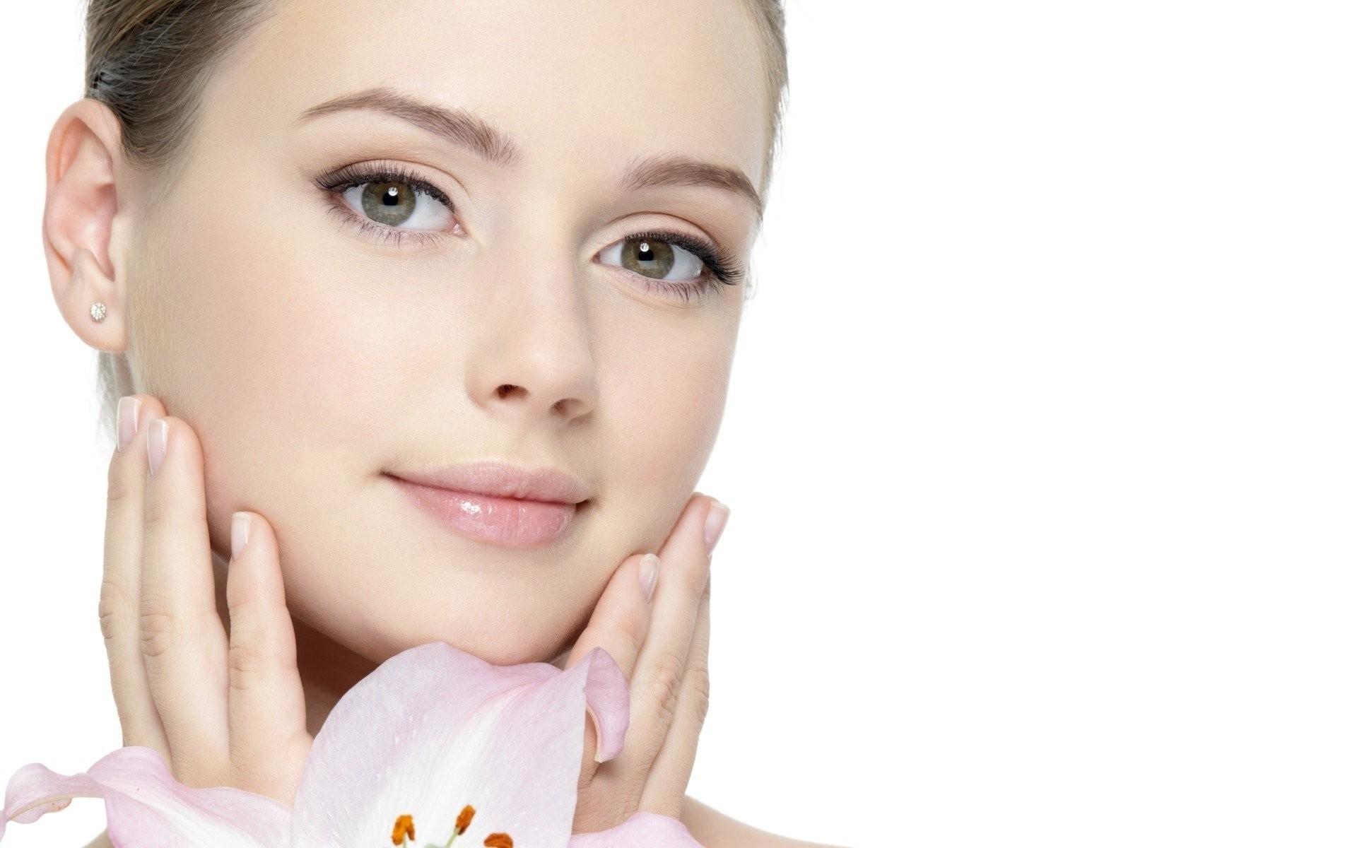 Women – Face Pretty Woman Beautiful Eye Lips Wallpaper