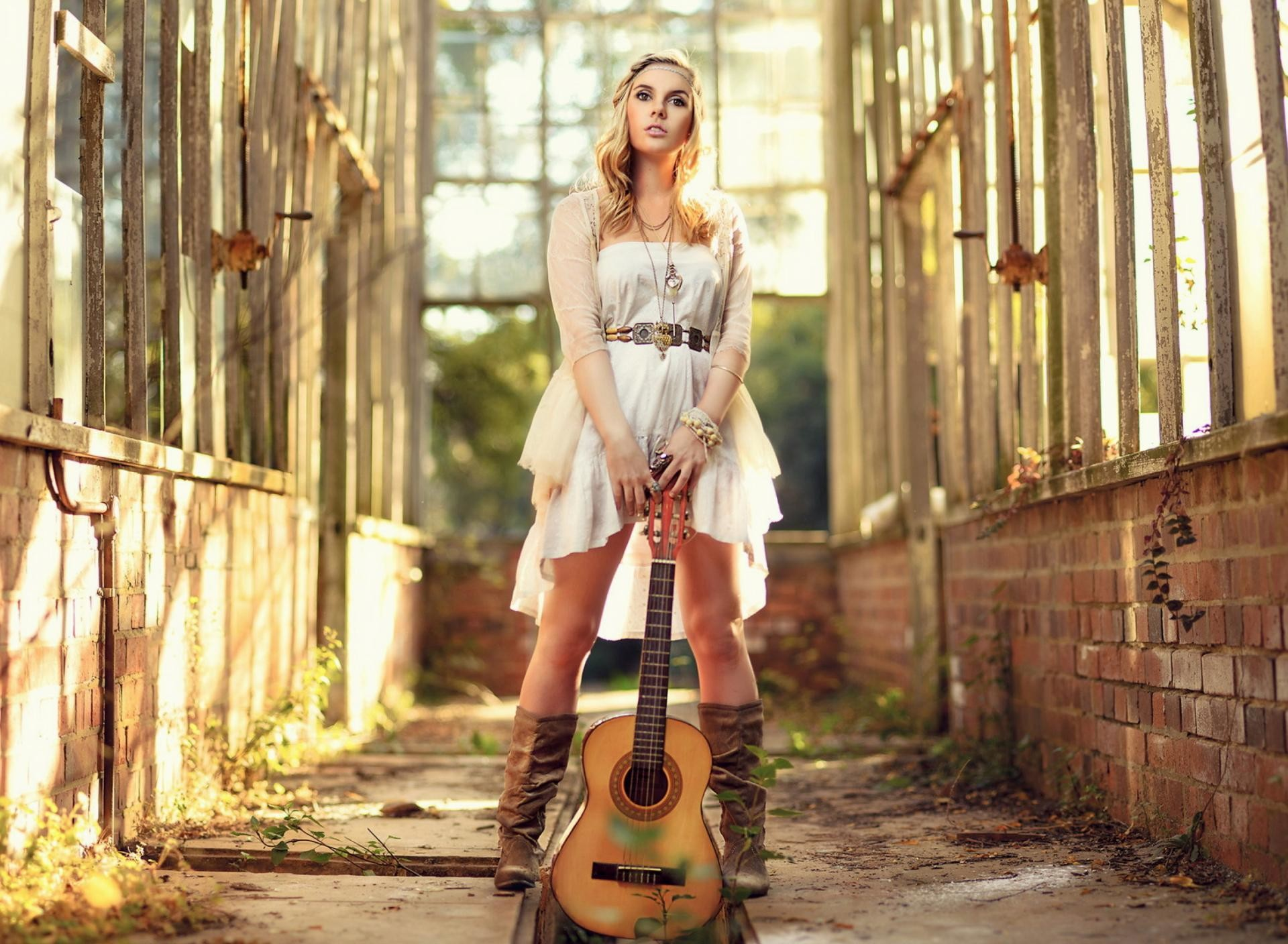 wallpaper.wiki-Girl-With-Guitar-Chic-Country-Style-