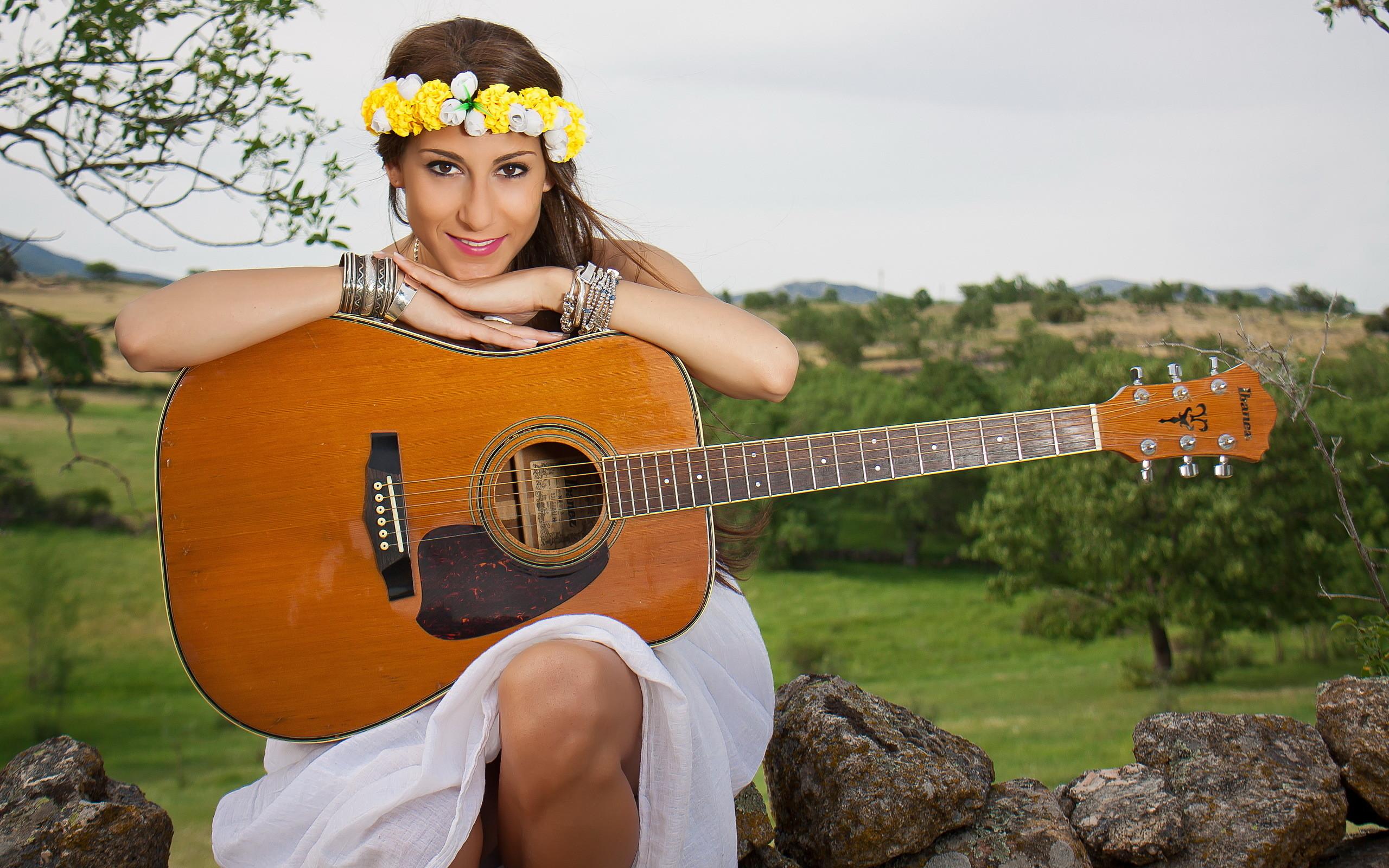wallpaper.wiki-Girl-guitar-music-background-country-singer-