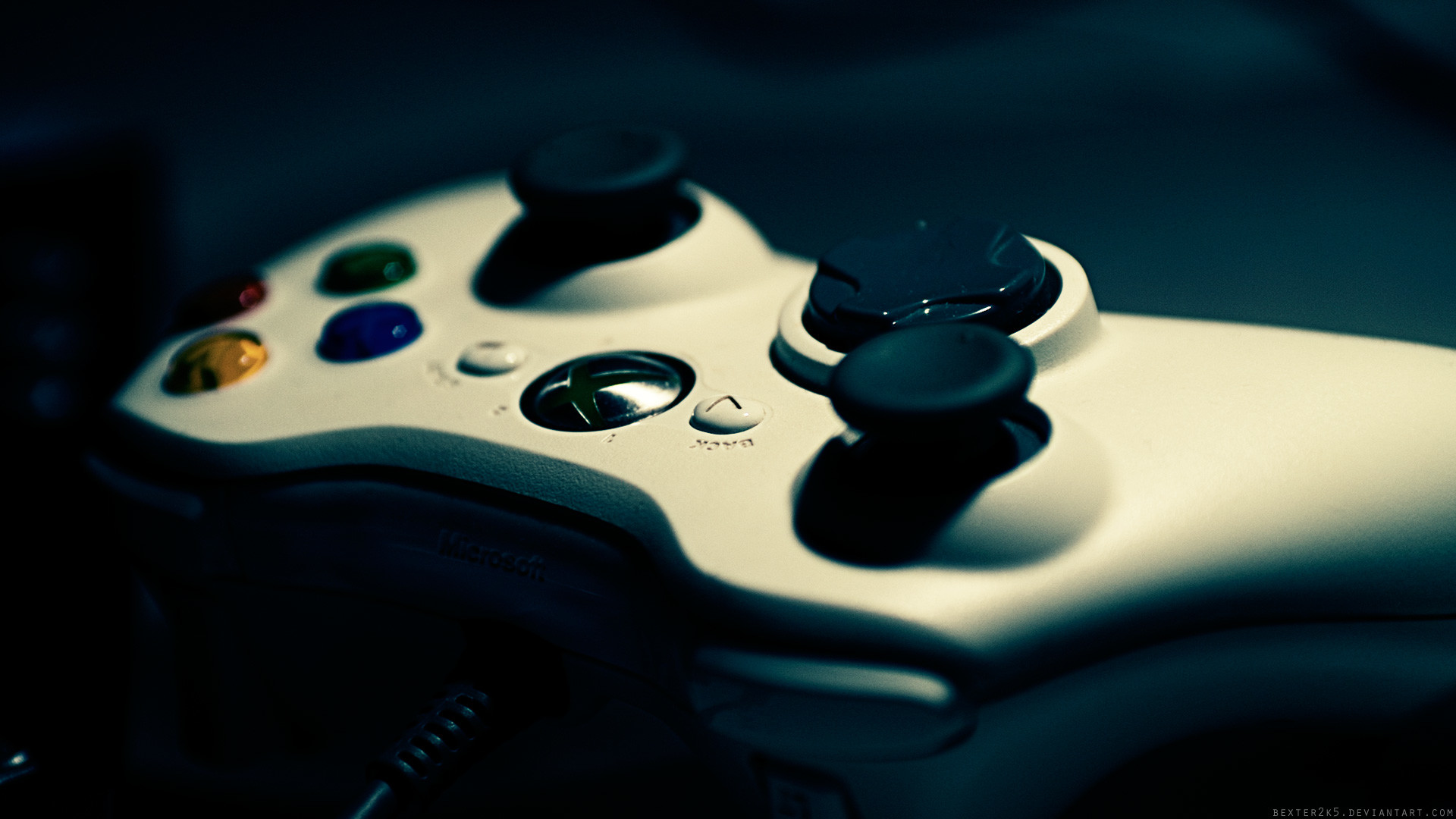 Xbox 360 Game Controller Video Games / Wallpaper Picture on VisualizeUs
