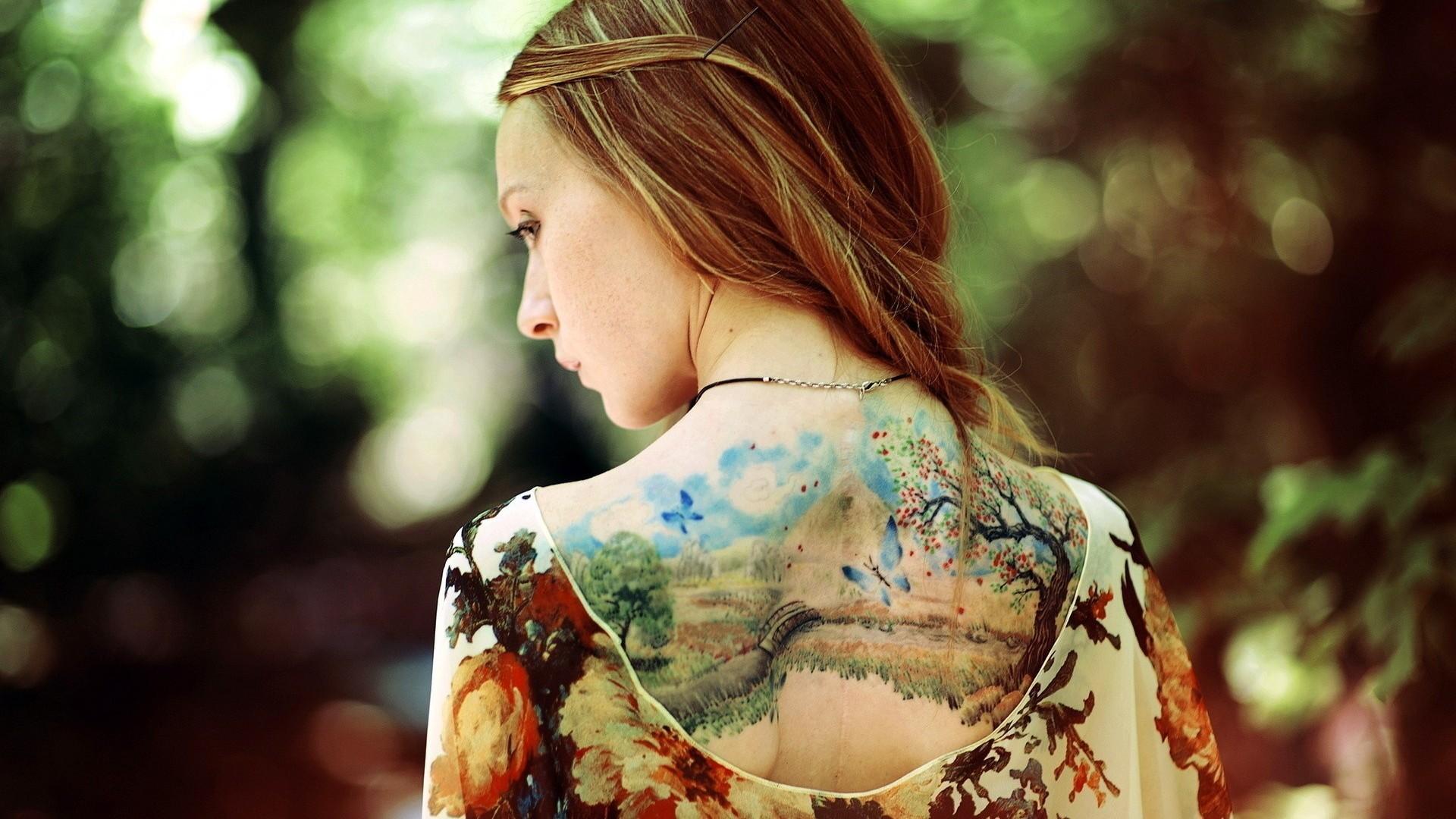 Lovely tattoo HD Wallpaper Lovely …