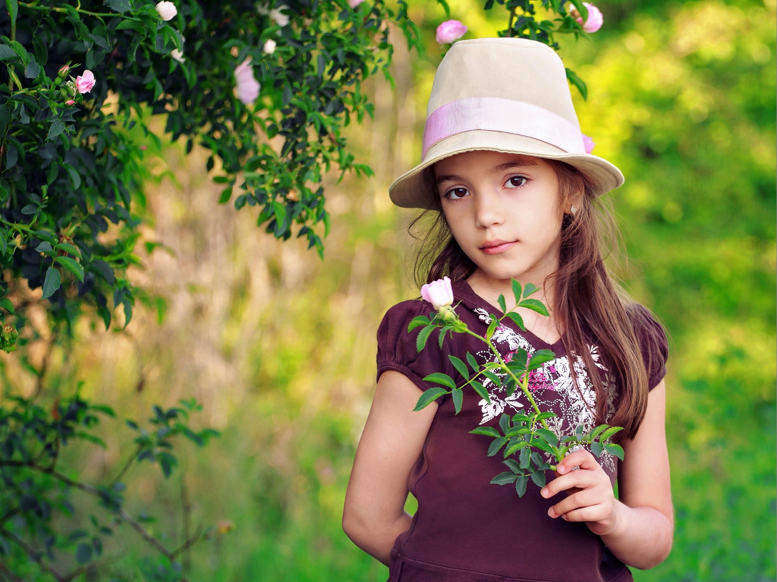 Cute Baby Girl Wallpapers | The Art Mad Wallpapers