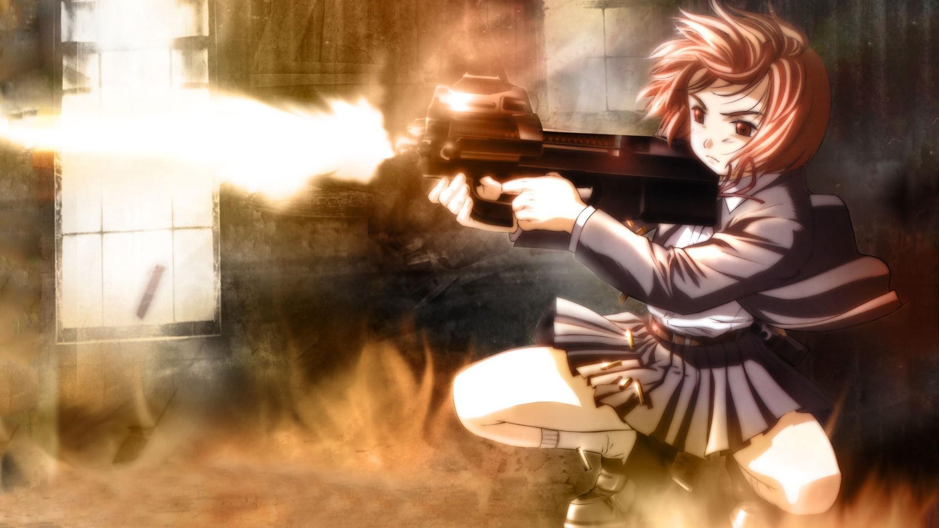 Angels Gunslinger Girl girls with guns anime anime girls Henrietta  (Gunslinger Girl) wallpaper | | 199774 | WallpaperUP
