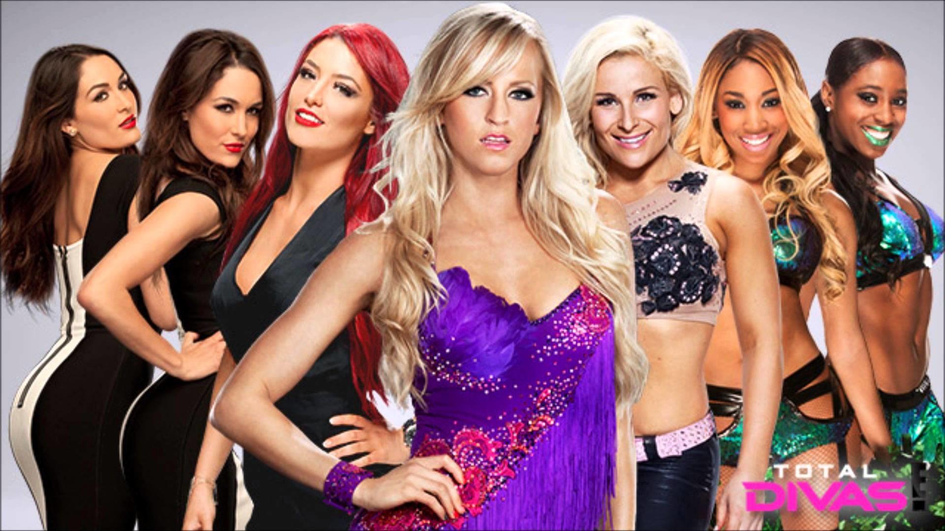 WWE Divas HD Images 5