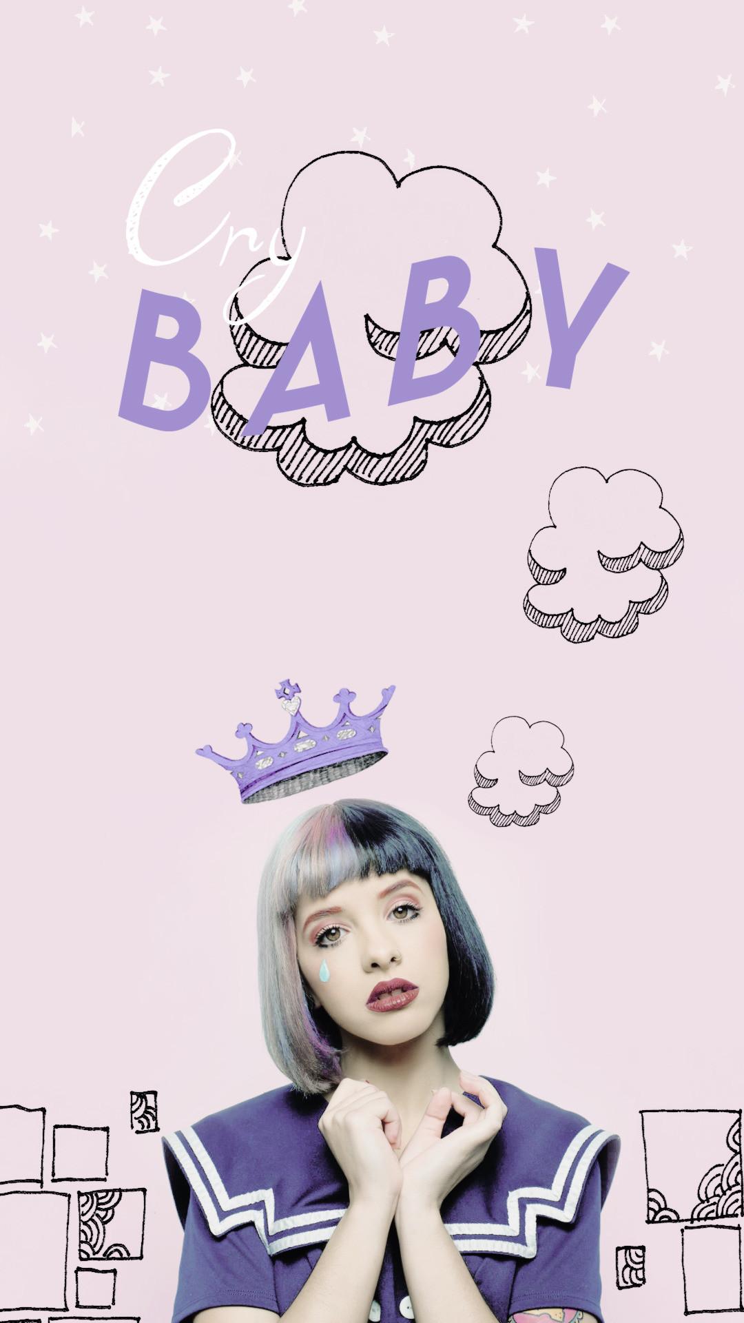 CryBaby — Melanie Martinez – Lock Screen Wallpaper