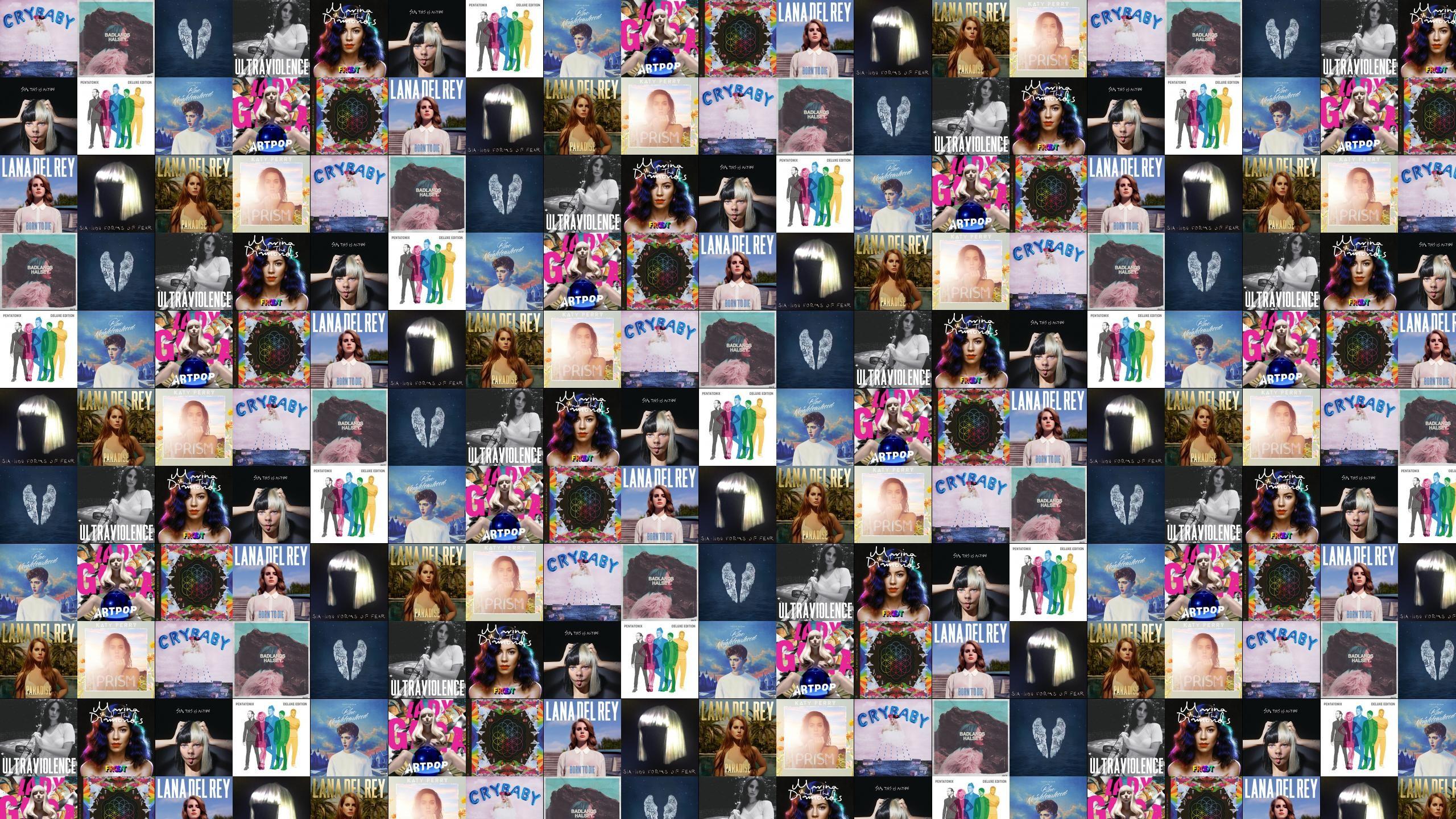 Melanie Martinez Cry Baby Halsey Badlands Coldplay Wallpaper