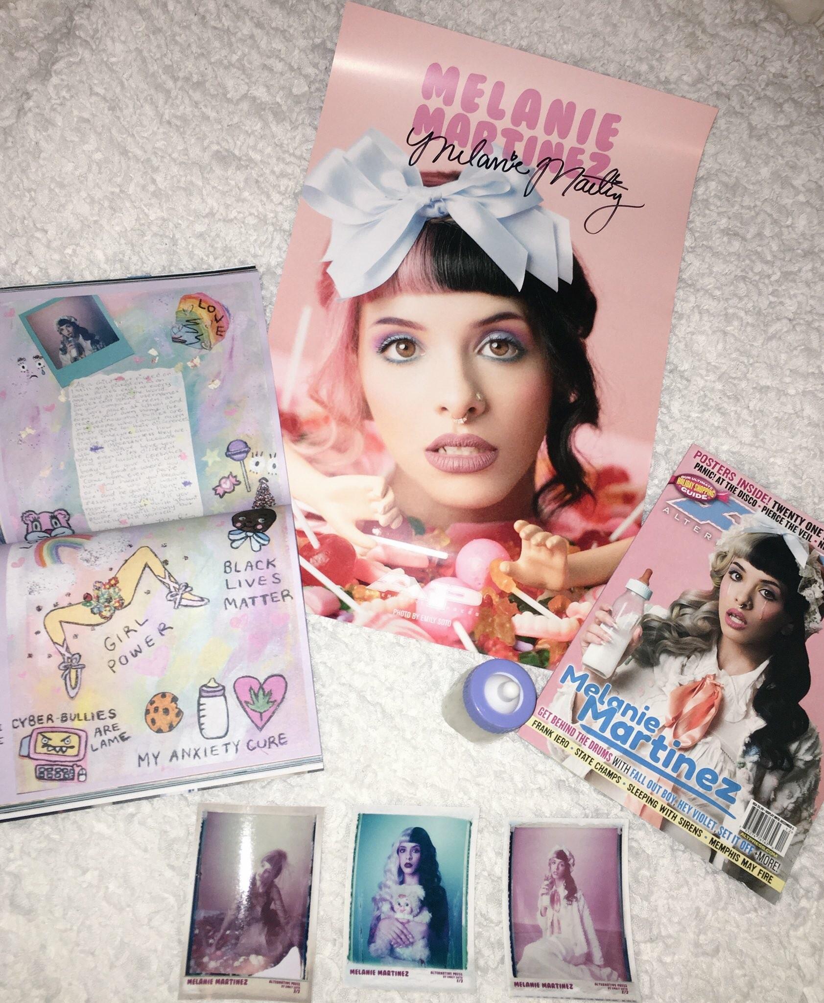 Melanie Martinez for ALT PRESS MAGAZINE // photo: @macie_dancer · CrybabyMagazine  …