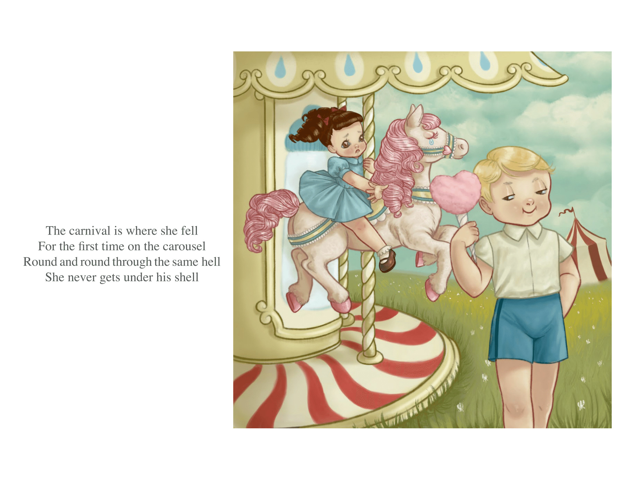 cry baby digital booklet – Google Search