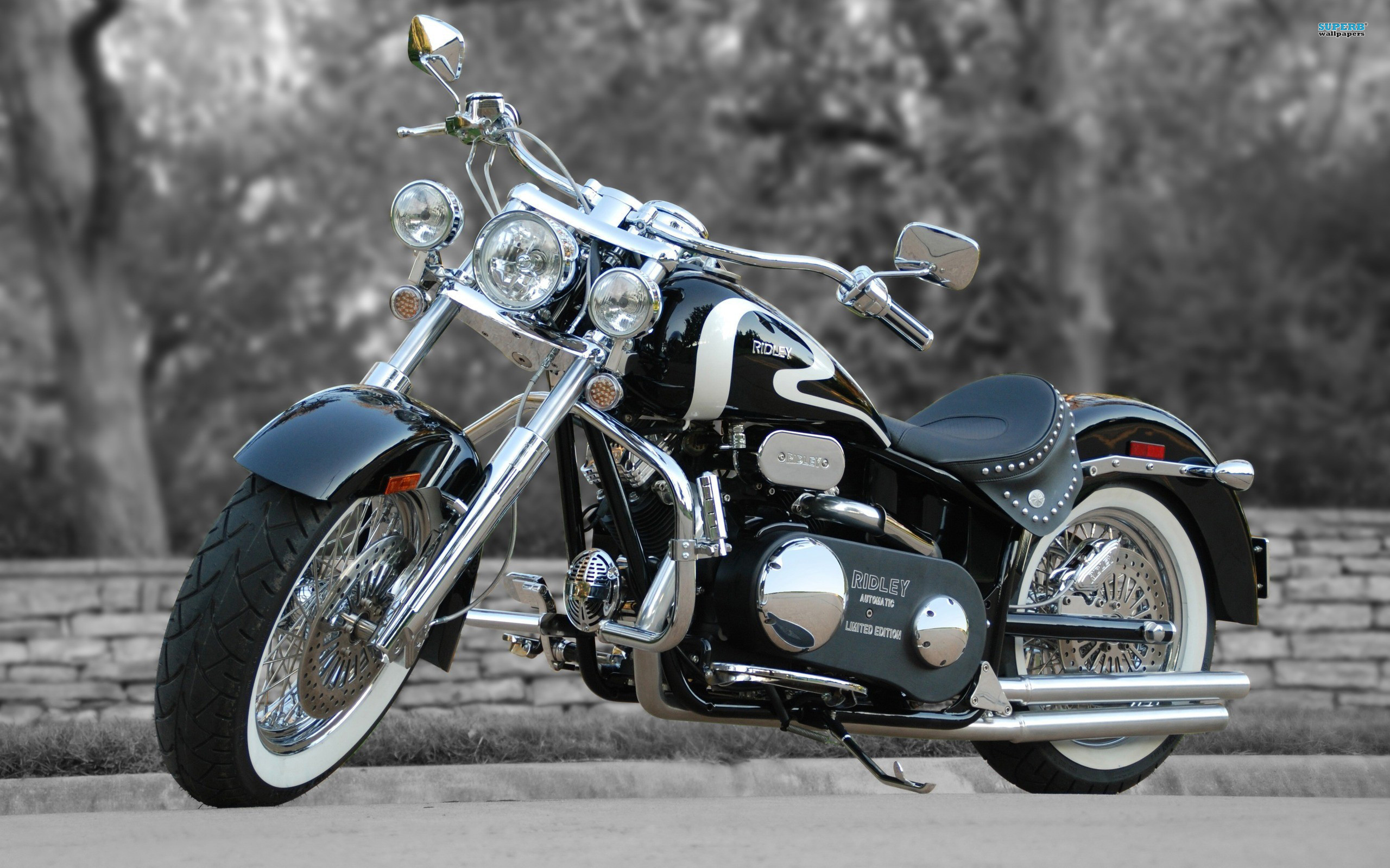 Harley Davidson E Girls Ridley Chopper Motorcycle 897778 2560×1600