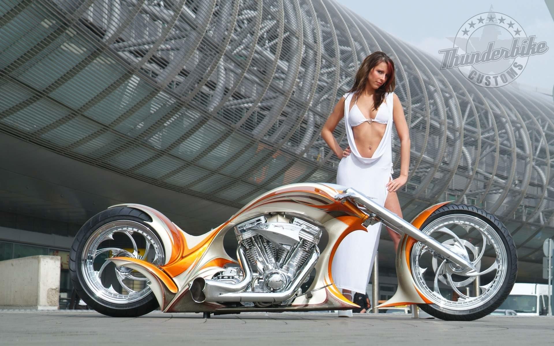 Free Custom Motorcycle Wallpaper Gallery by