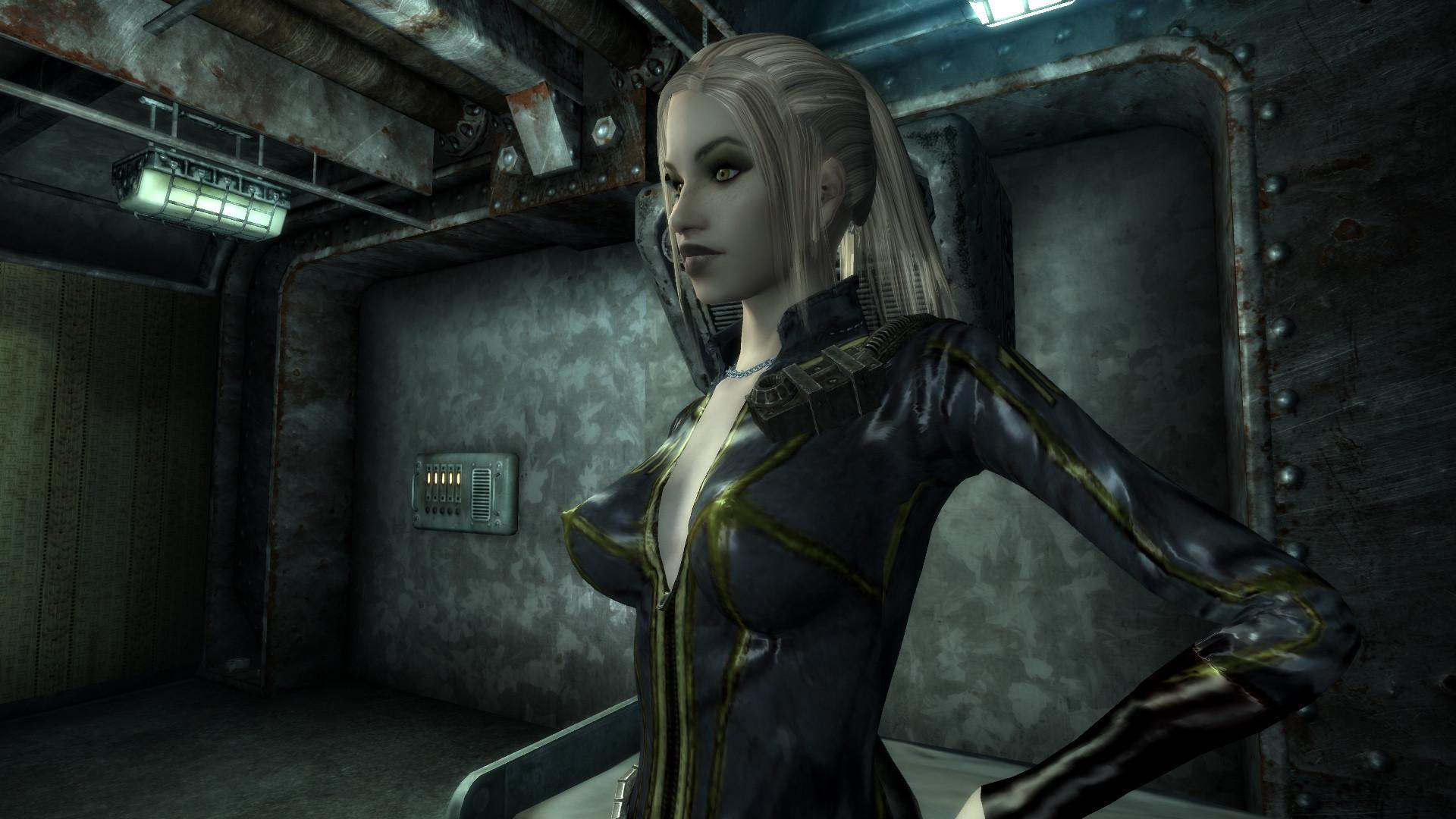 fallout 3 vault girl wallpaper – photo #8