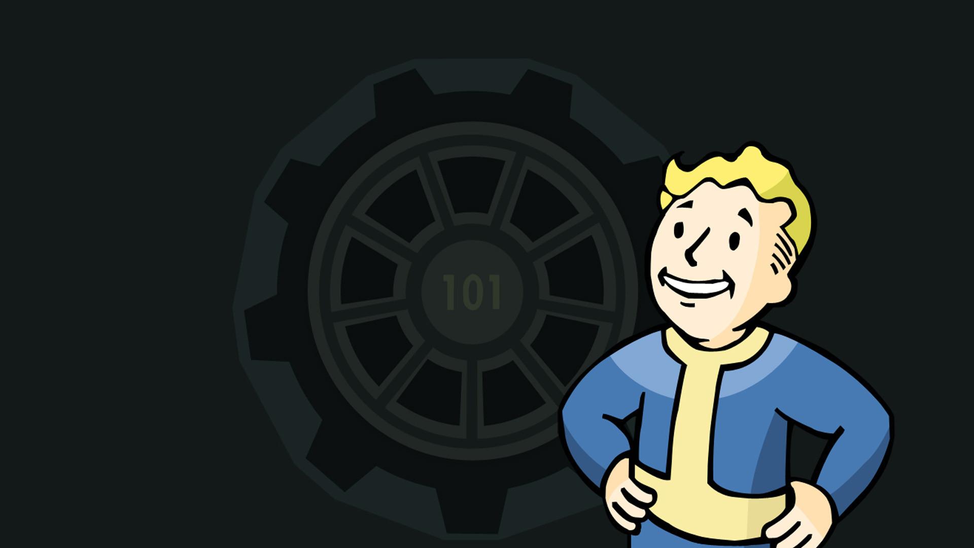 Vault Boy – Fallout wallpaper #5580