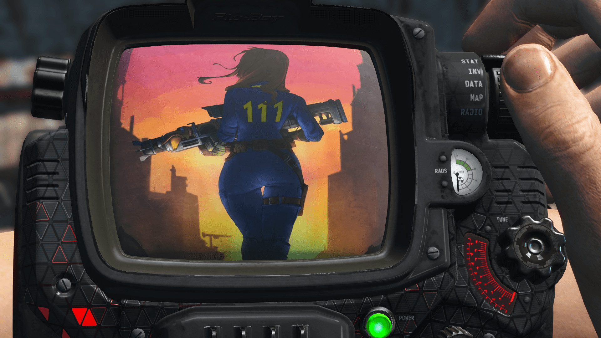 Sexy Fallout 4 Wallpapers for Desktop (px, 0.58 Mb)