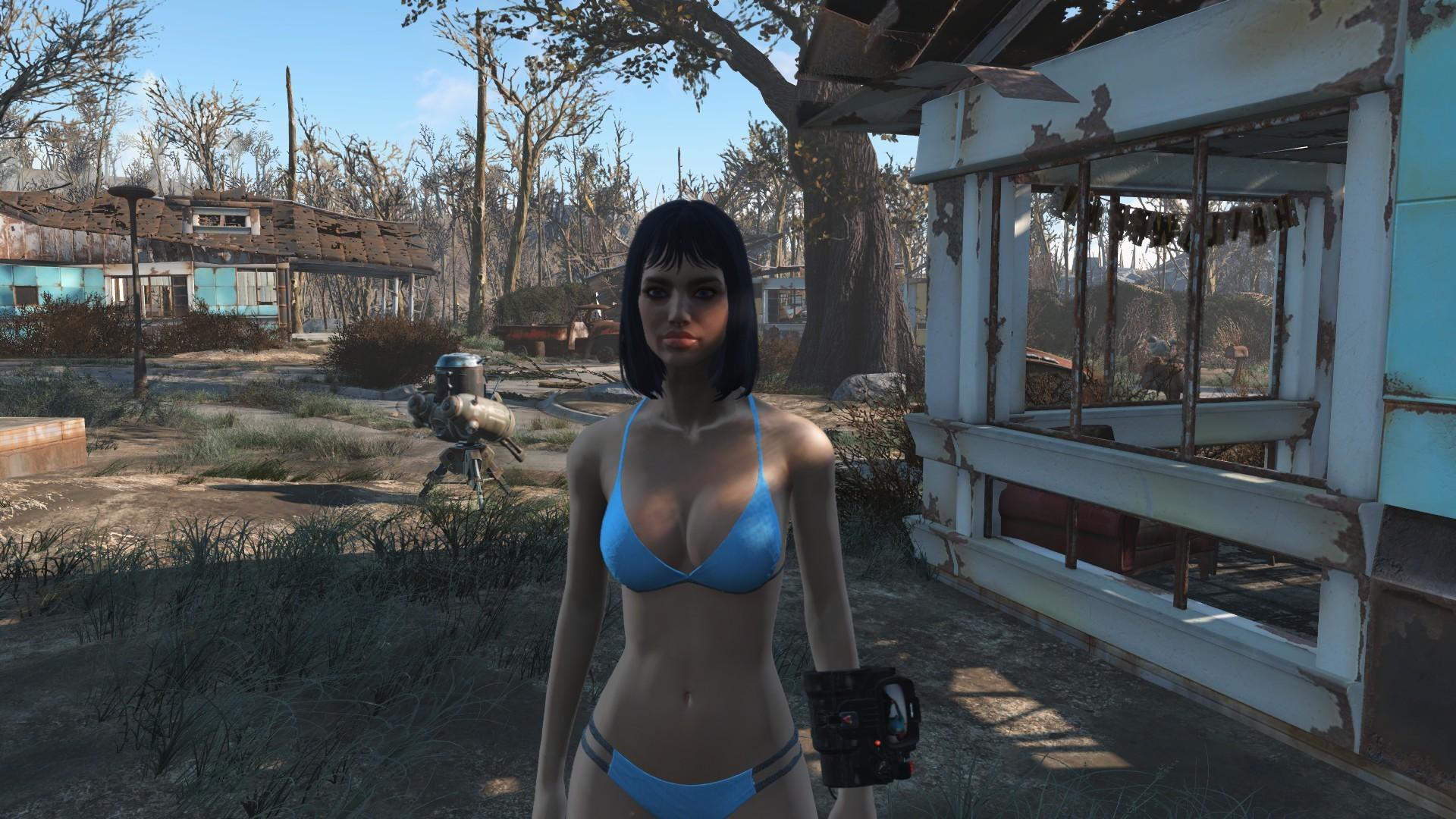 Selena – VAULT-GIRL. Fallout …