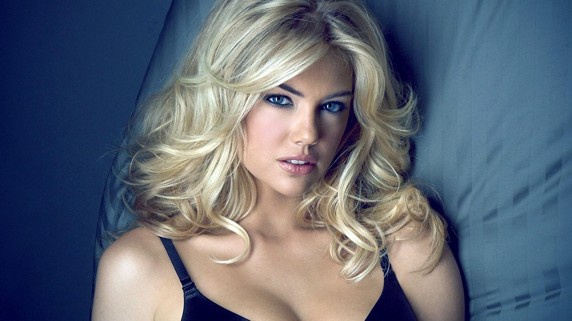 Image: Kate Upton Beauty Face Wallpaper