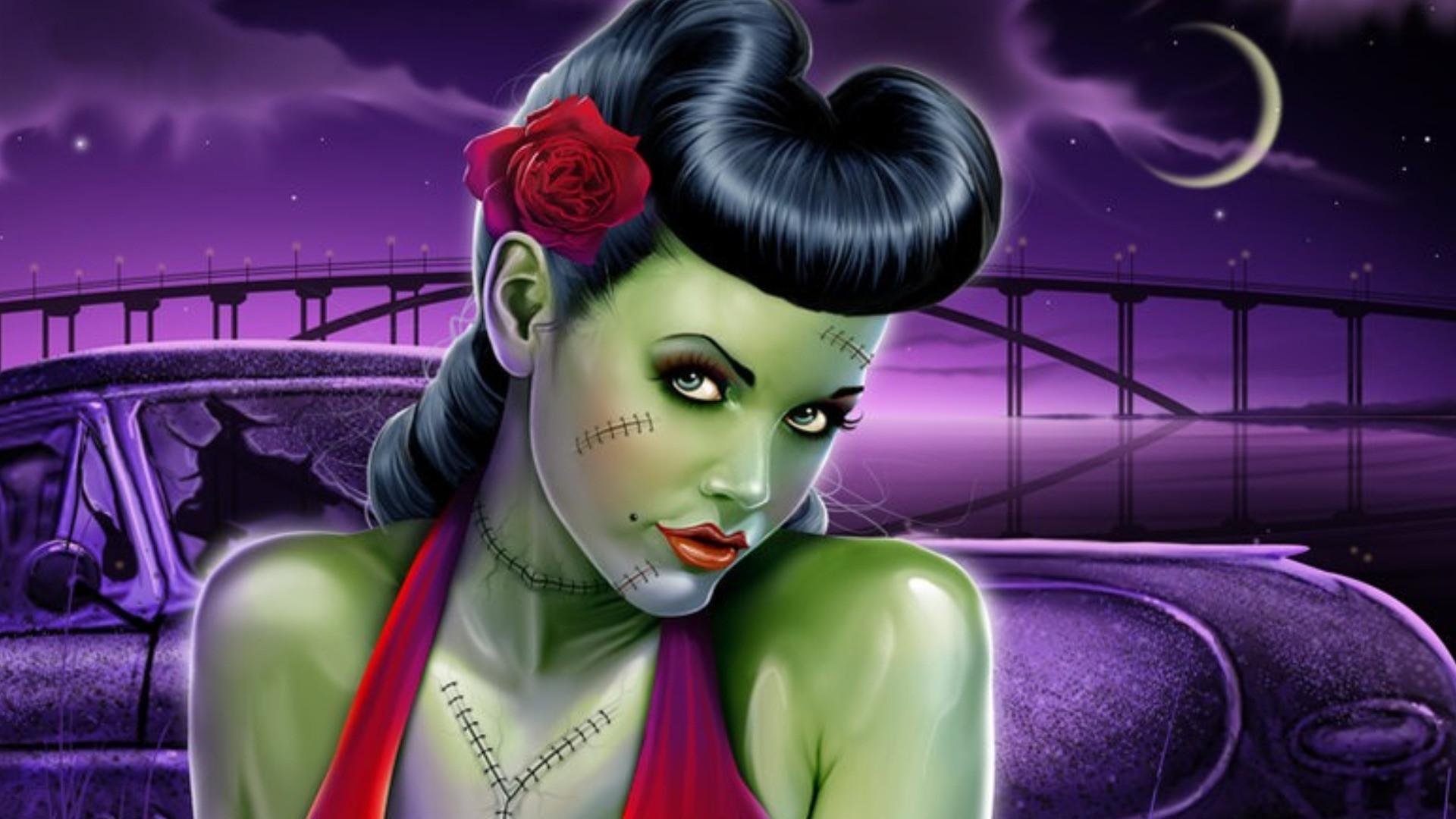 … Tattooed Pin Up Girl Wallpapers WallpaperSafari