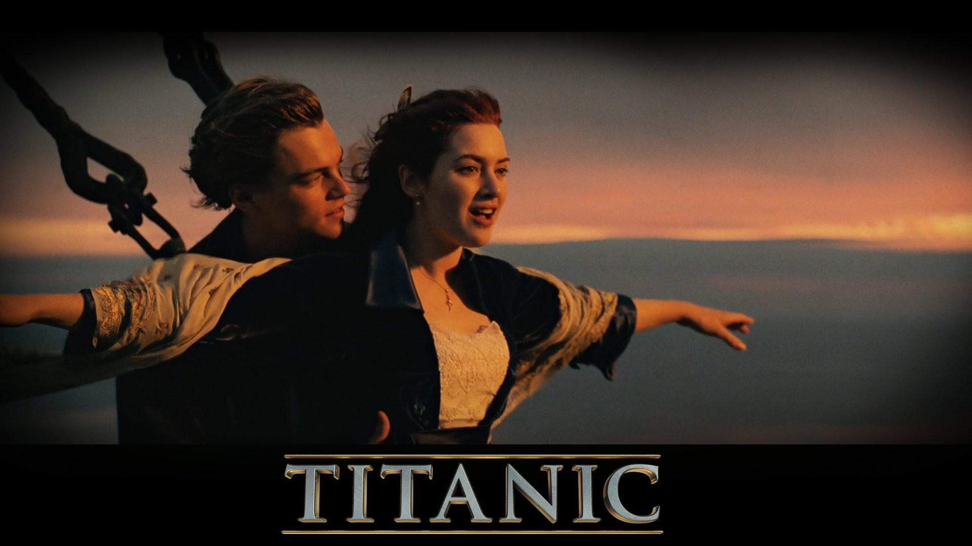 Kate Winslet Leonardo Dicaprio · HD Wallpaper   Background ID:349578.  Movie Titanic