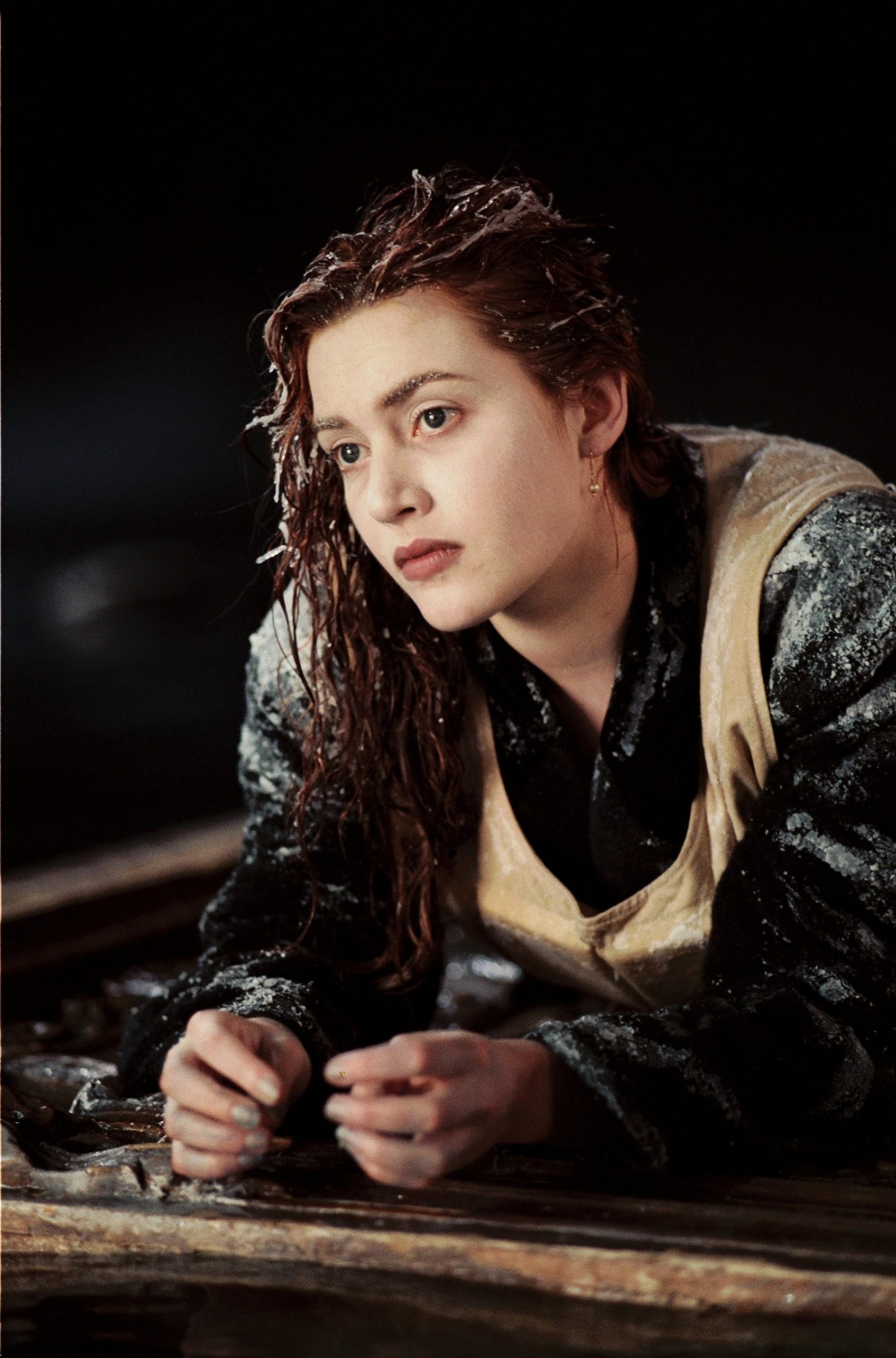 Kate Winslet in Titanic – 1997