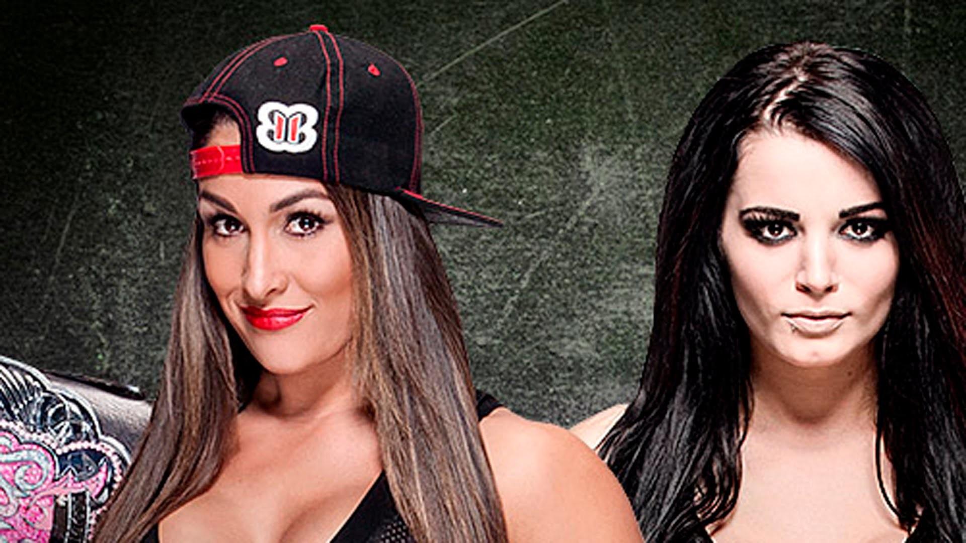 Paige vs. Nikki Bella – WWE Divas Championship – Money in the Bank WWE 2K15  Simulation – YouTube