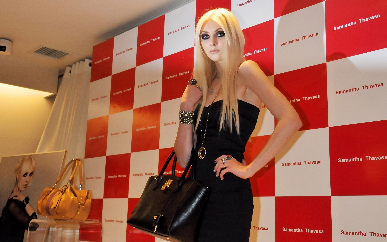 Stylish Taylor Momsen