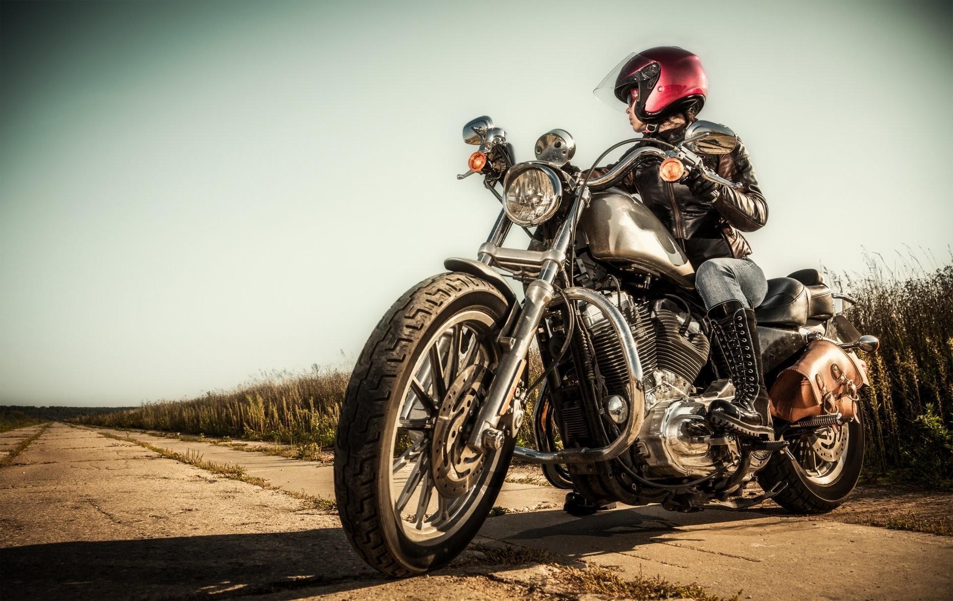 girl motorcycle motorcycle helmet