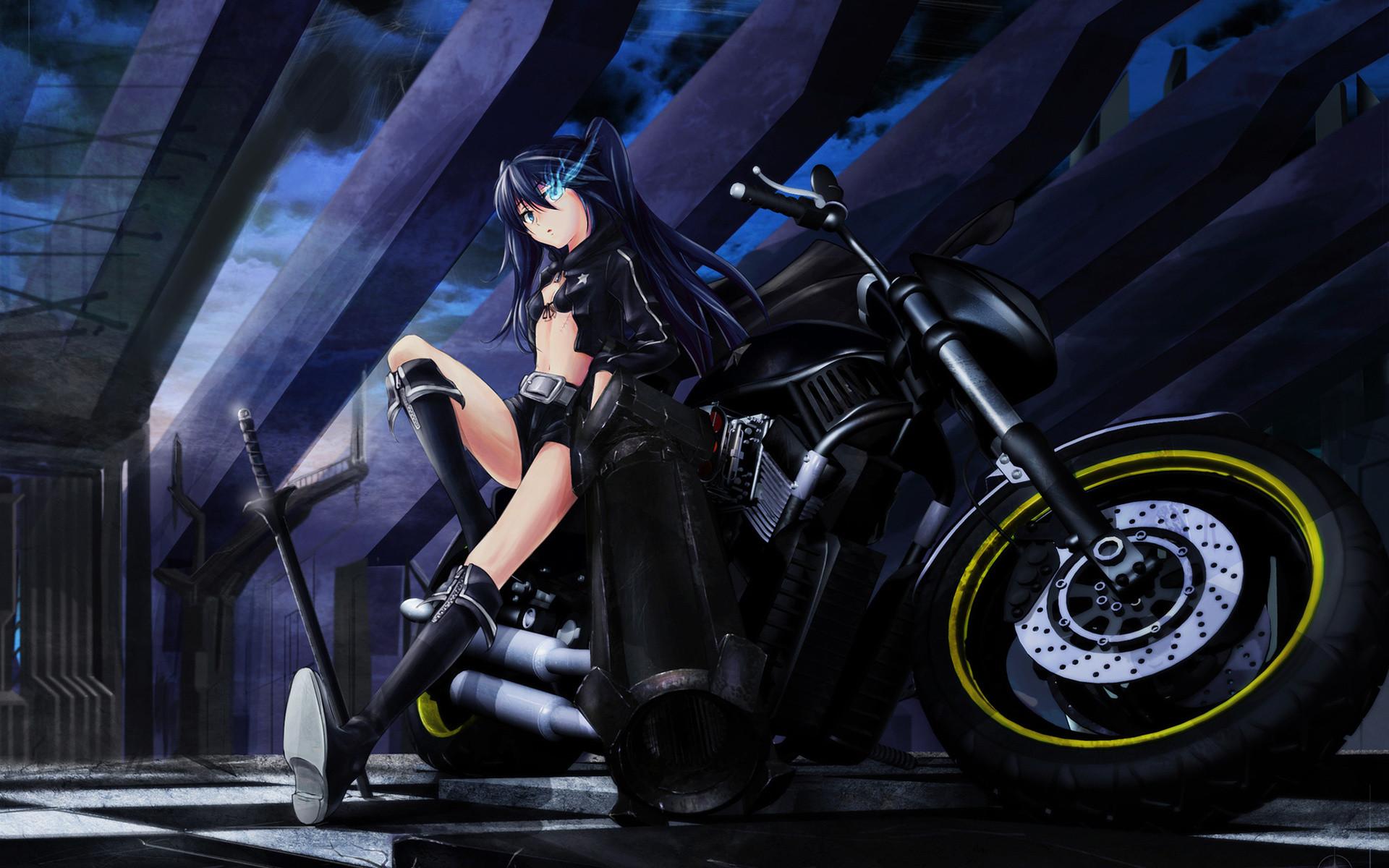 … Anime Girls Rock