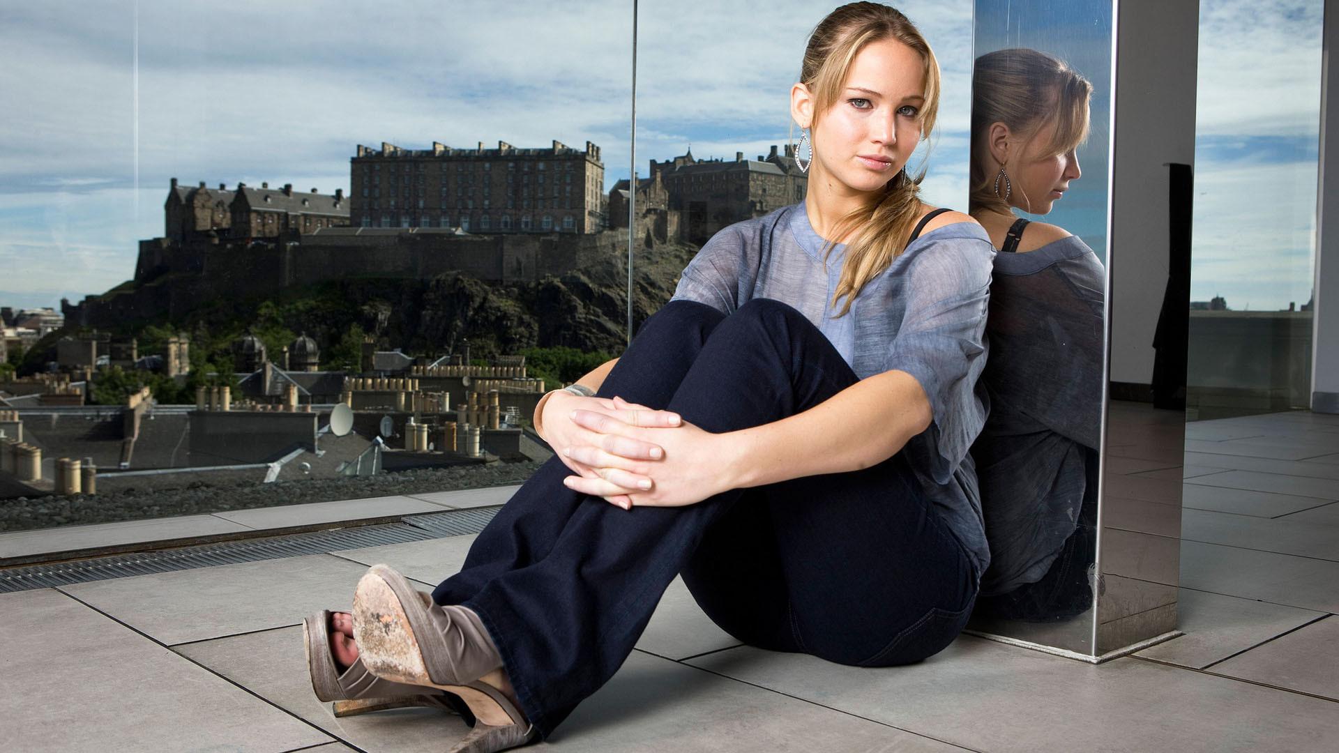 … Jennifer Lawrence HD Wallpaper …