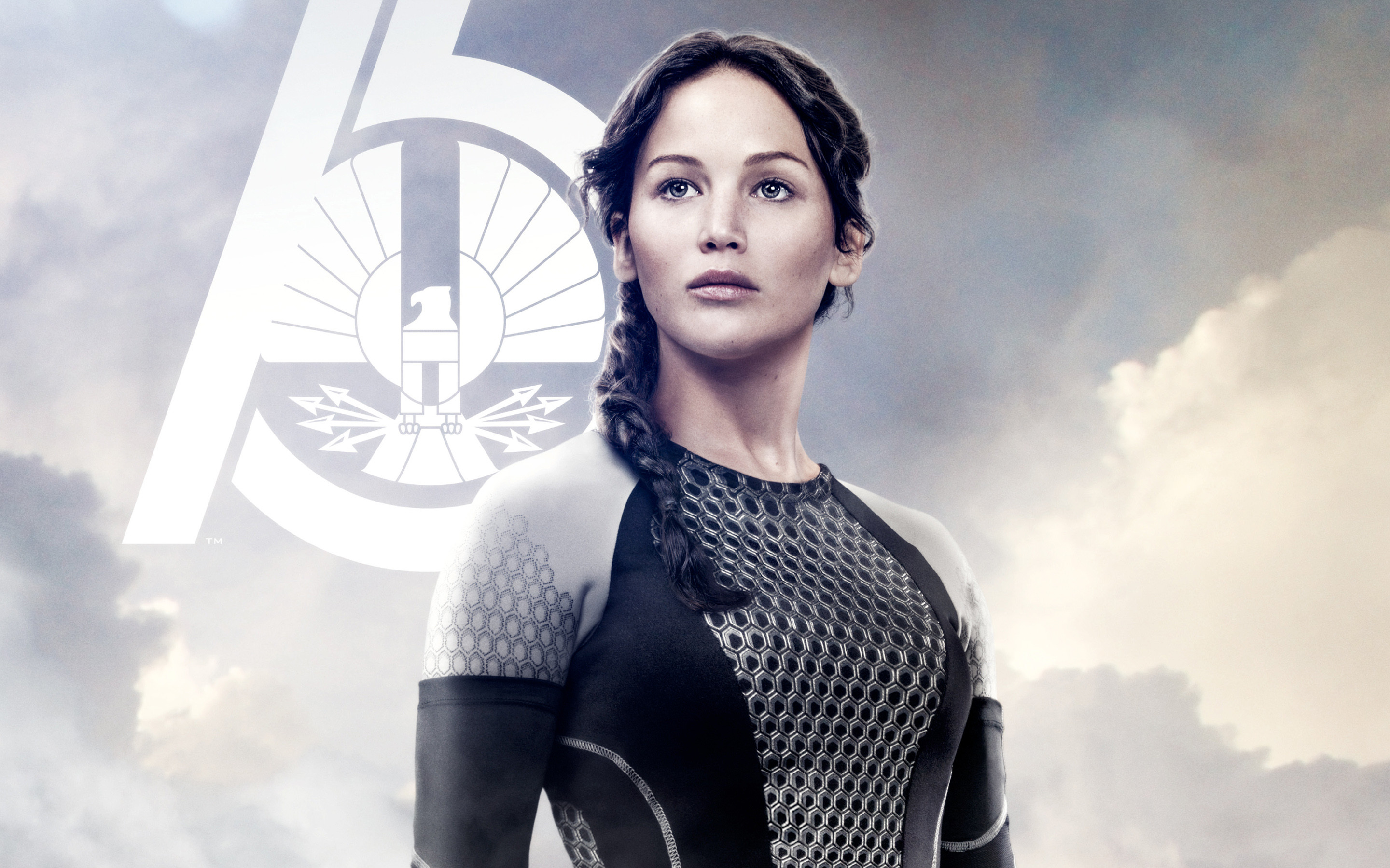 jennifer lawrence HUNGER GAMES PHOTOS | Jennifer Lawrence in The Hunger  Games Catching Fire Wallpapers |