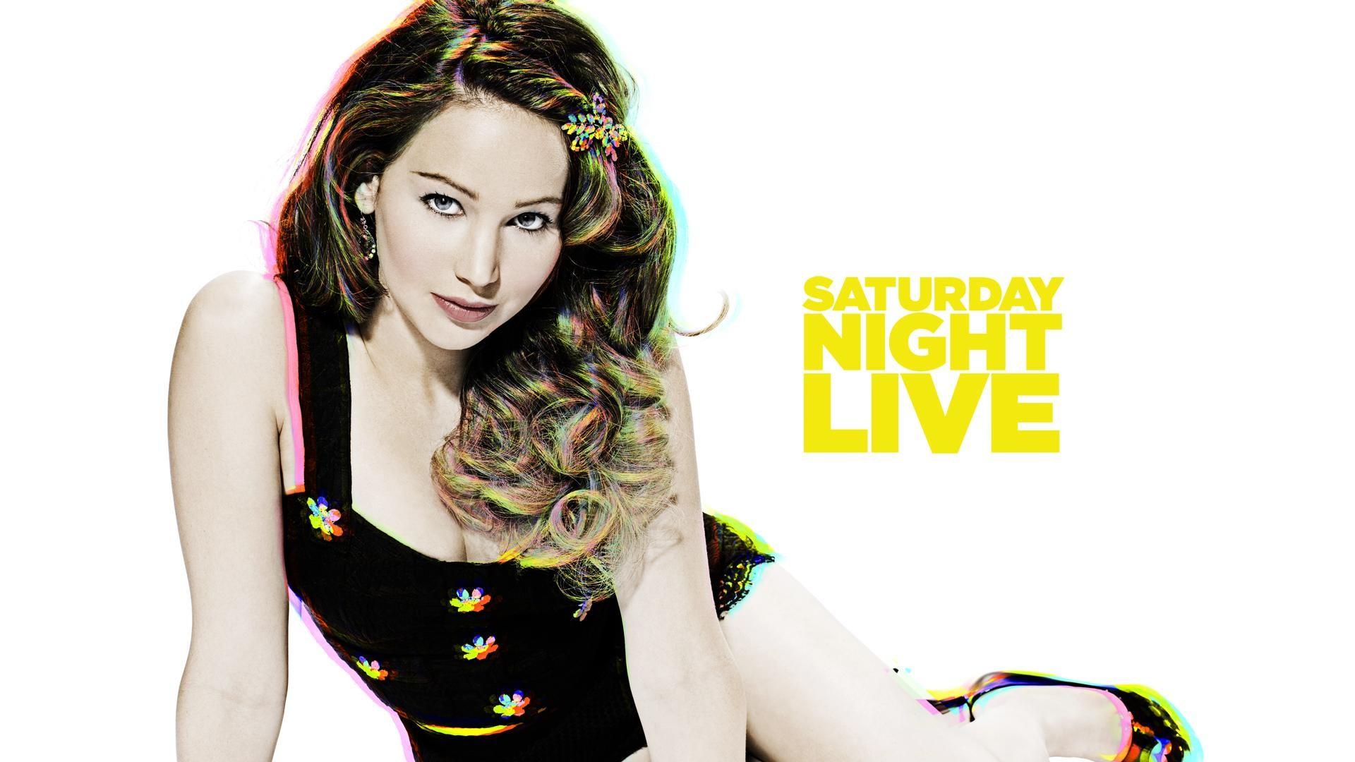 SNL Jennifer Lawrence Wallpaper HD